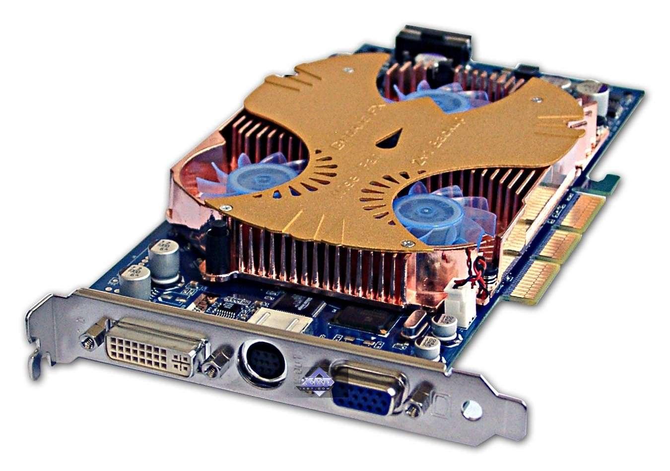 NVIDIA s GeForce FX 5900 XT GPU