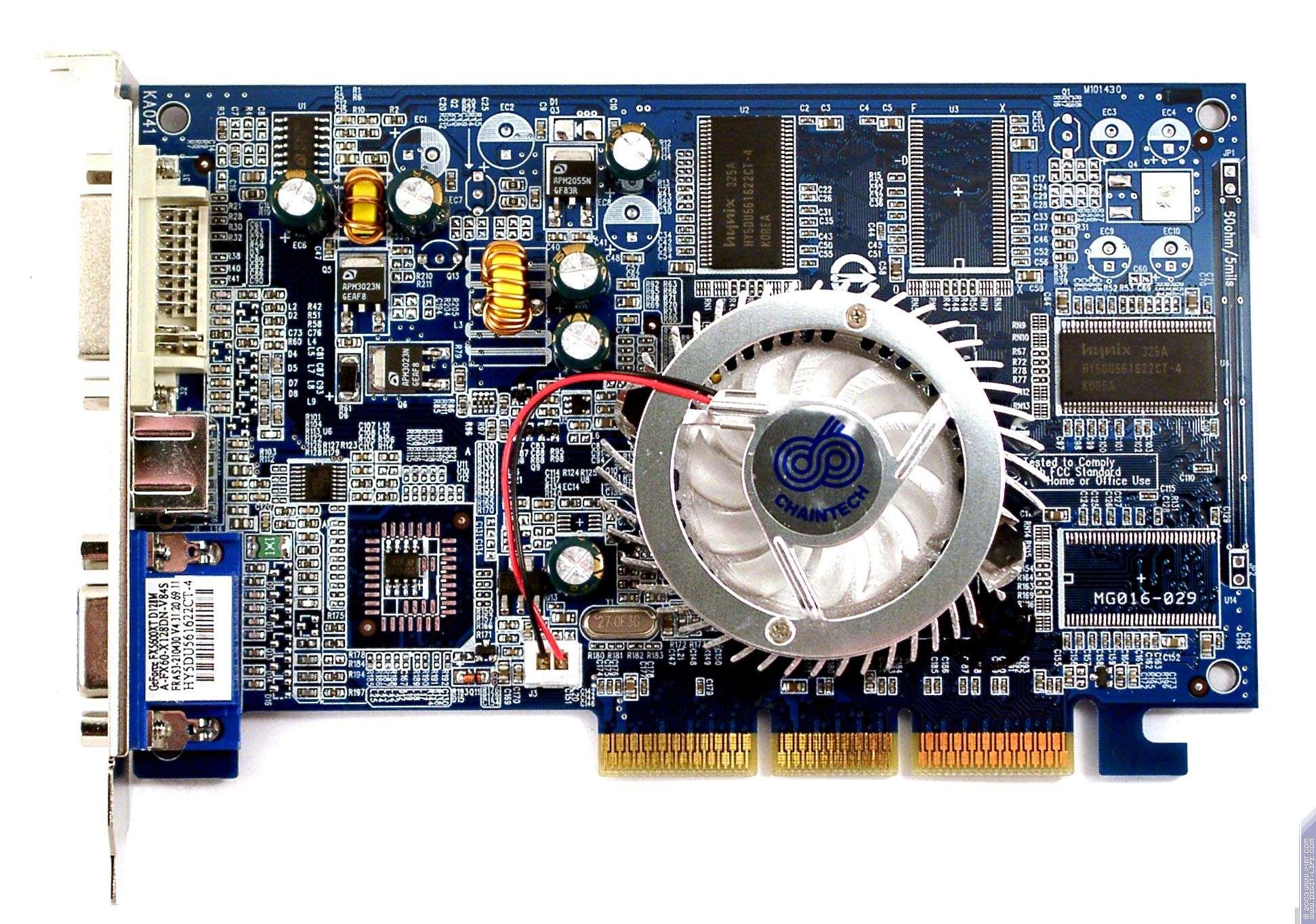 Скачать драйвер для nvidia geforce fx 5600