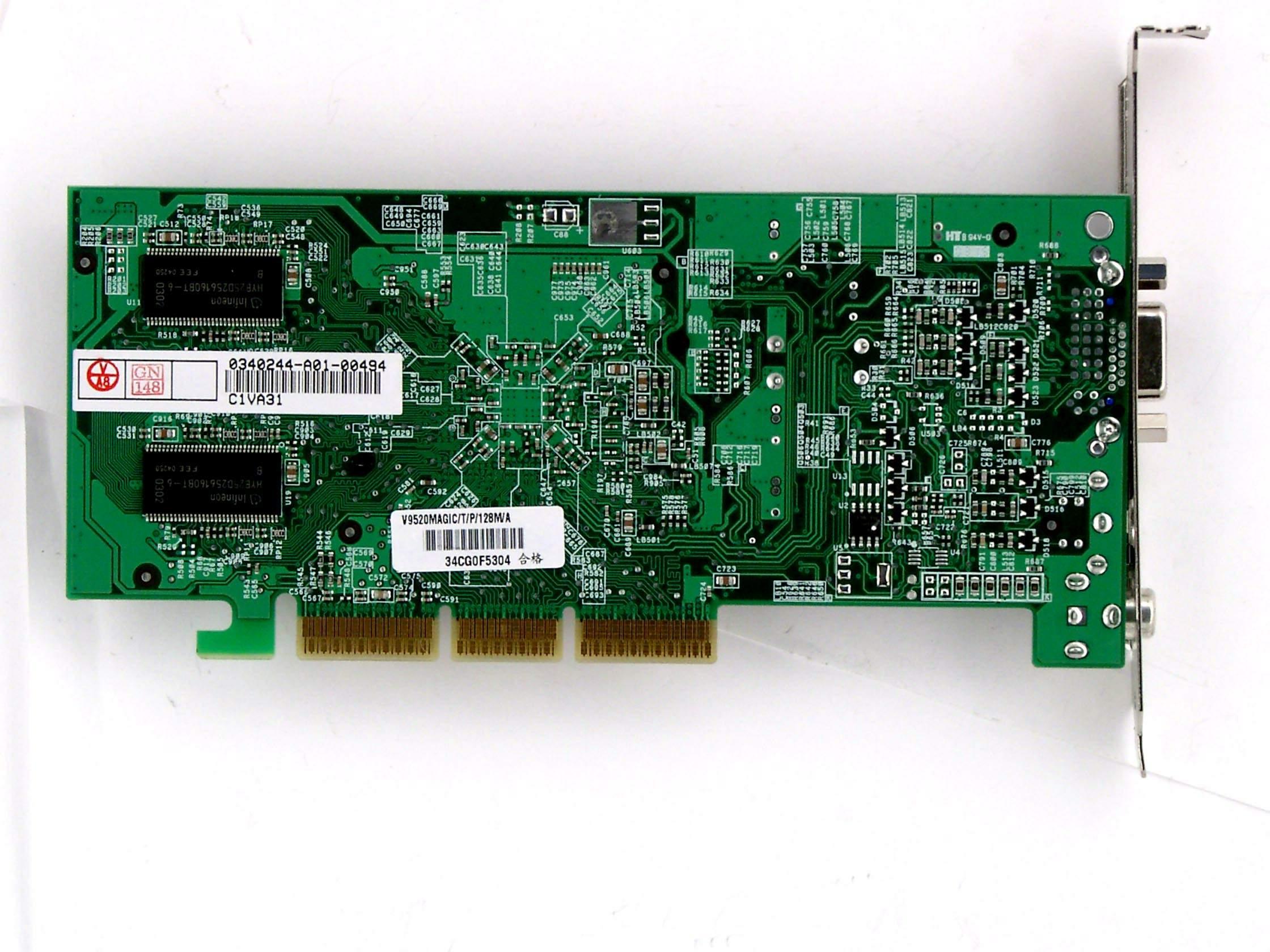 nvidia geforce fx 5200 128mb asus скачать драйвер