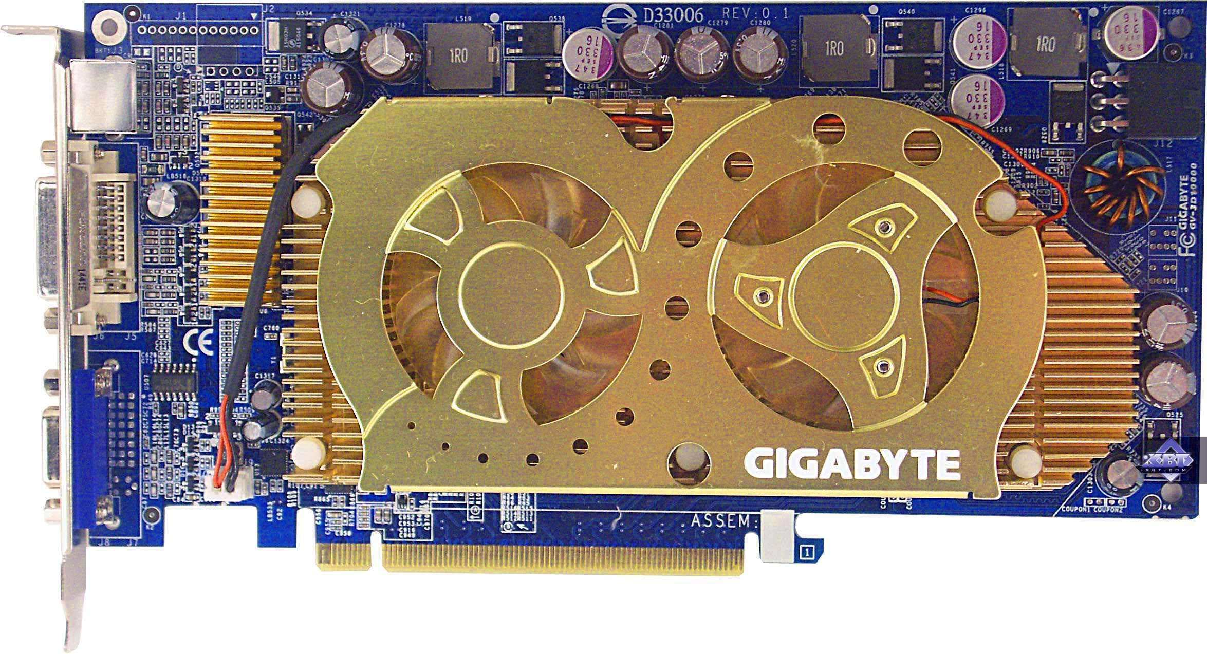 6600gt gigabyte: