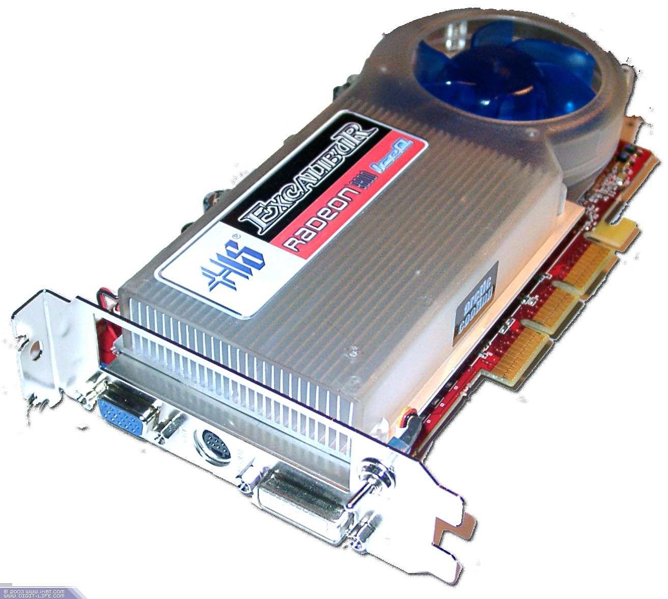 драйвер видео radeon 9800 pro sec
