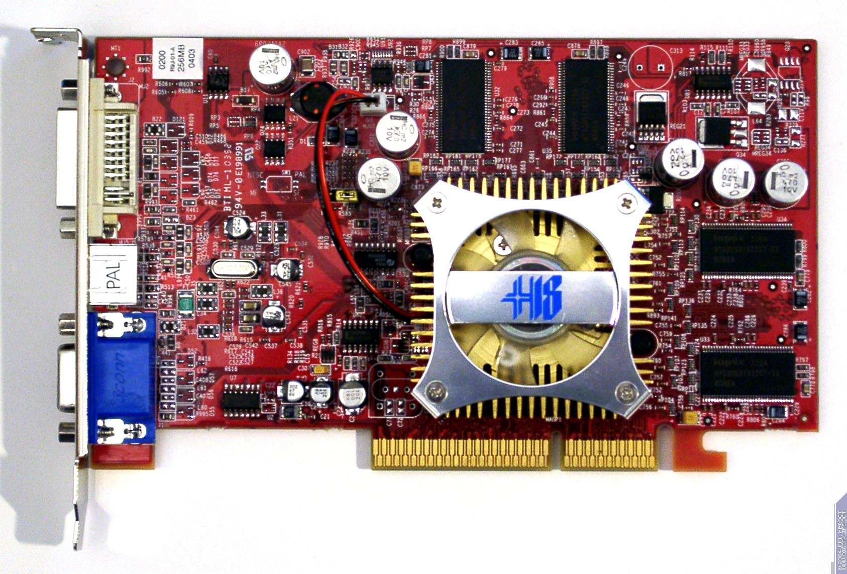 Скачать драйвер для видеокарты radeon 9600 xt