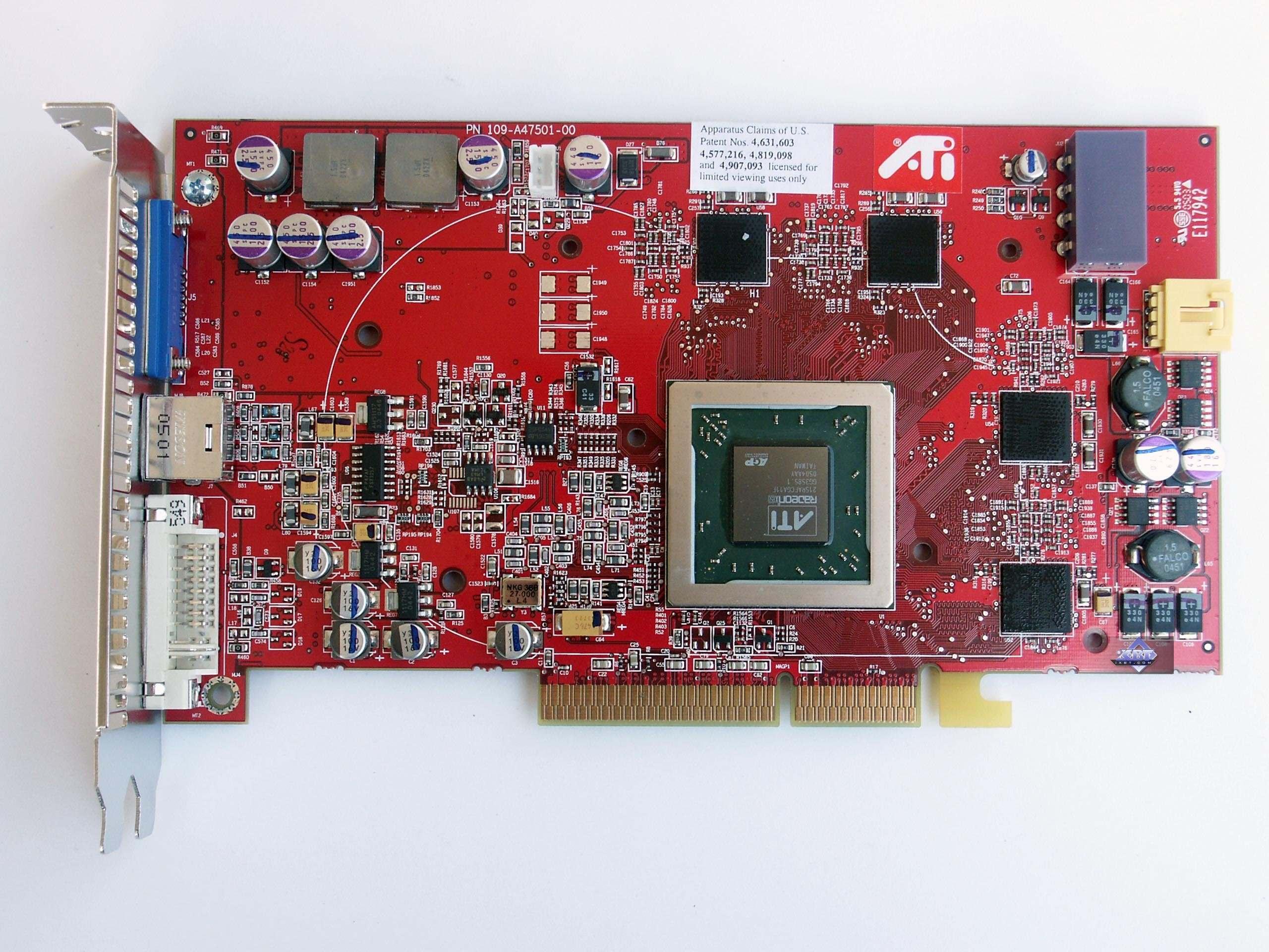 ATI RADEON X850XT AGP TREIBER