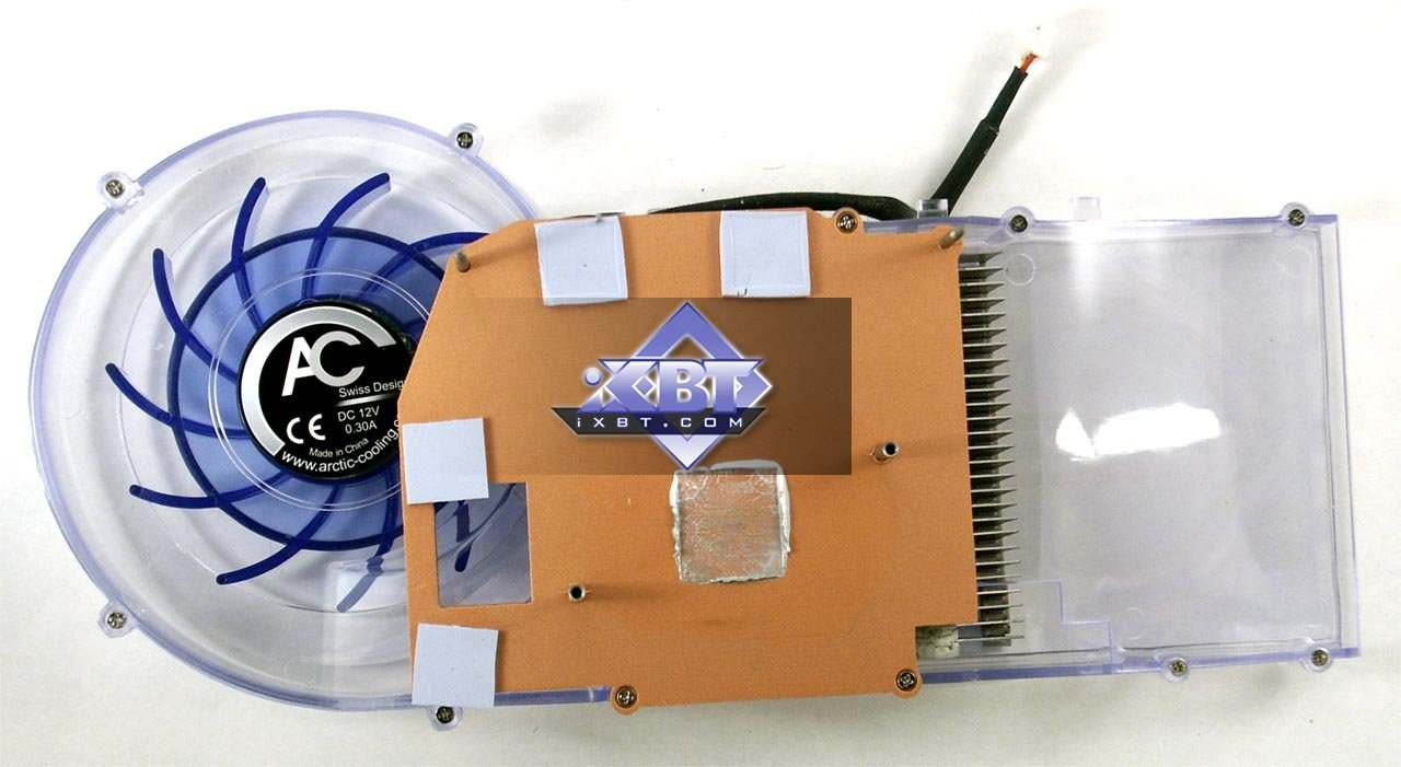 На заметку покупателю - sapphire х800 gto 128 mb