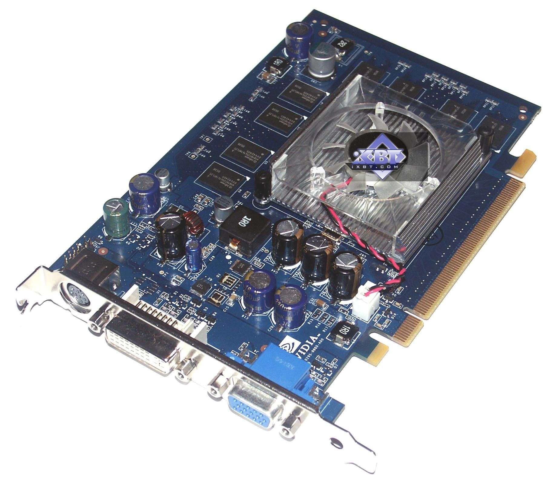 скачать драйверы на видеокарту nvidia geforce 6600