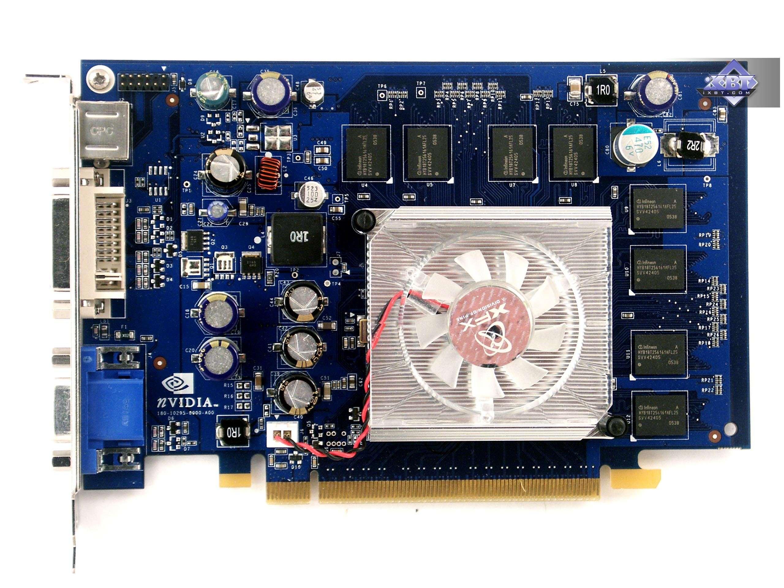 скачать драйверы для nvidia geforce 6600 d256m