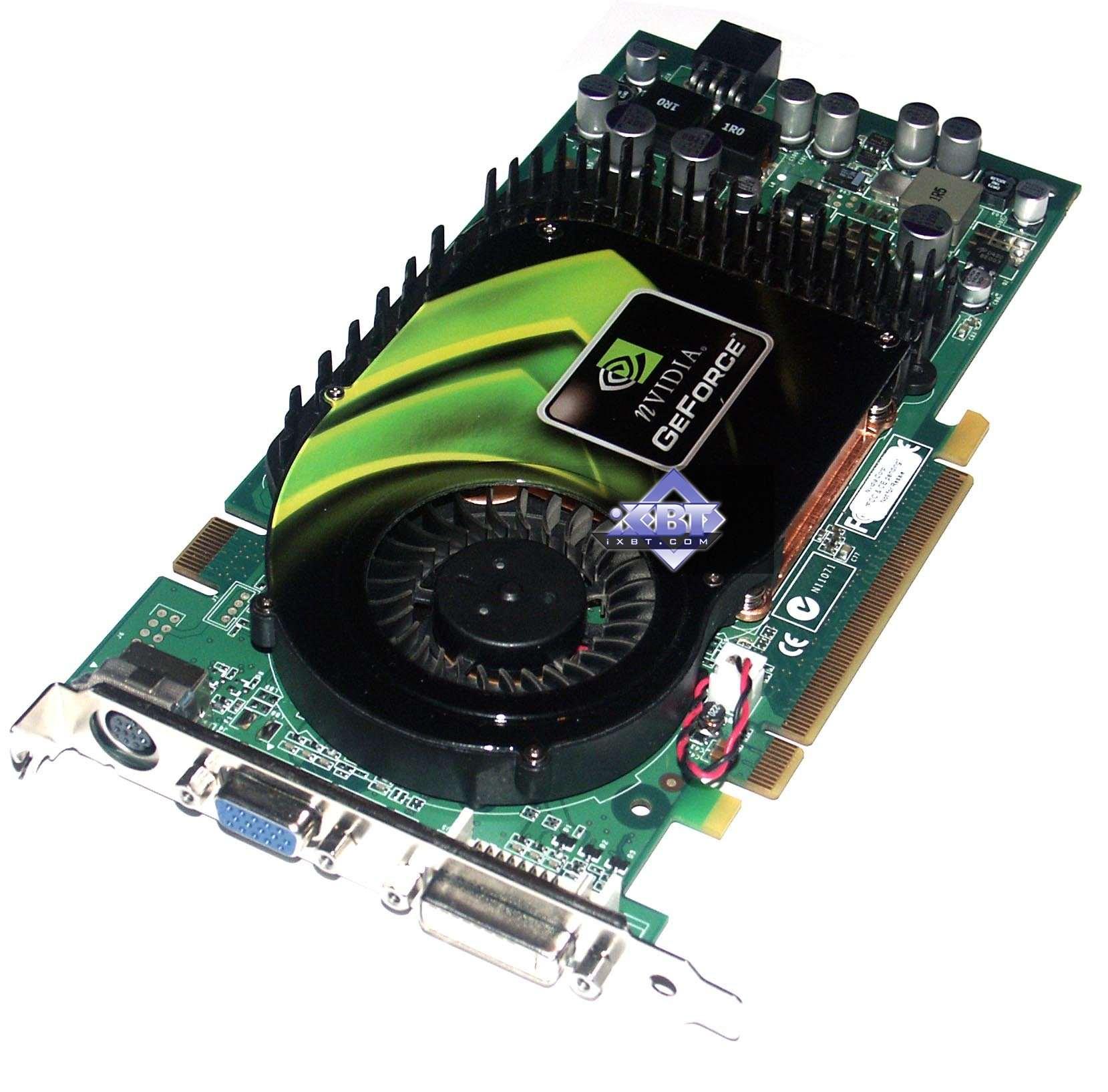 Скачать драйвера для видеокарты nvidia 6800