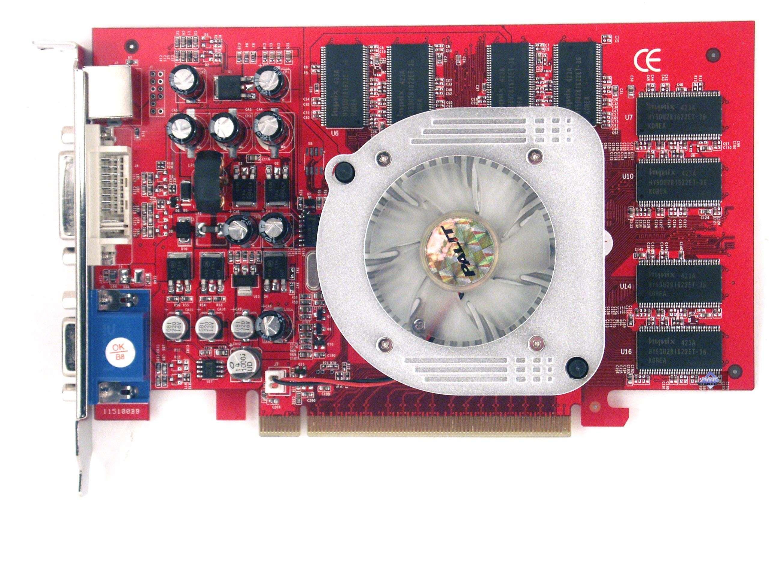 Драйвер Palit 6600 Pci-E