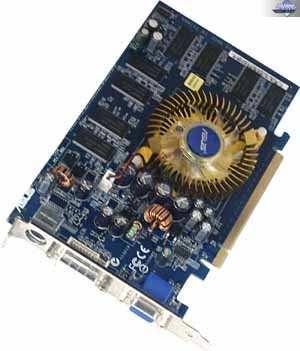 Άριστη ASUS 6600 256mb PCI express