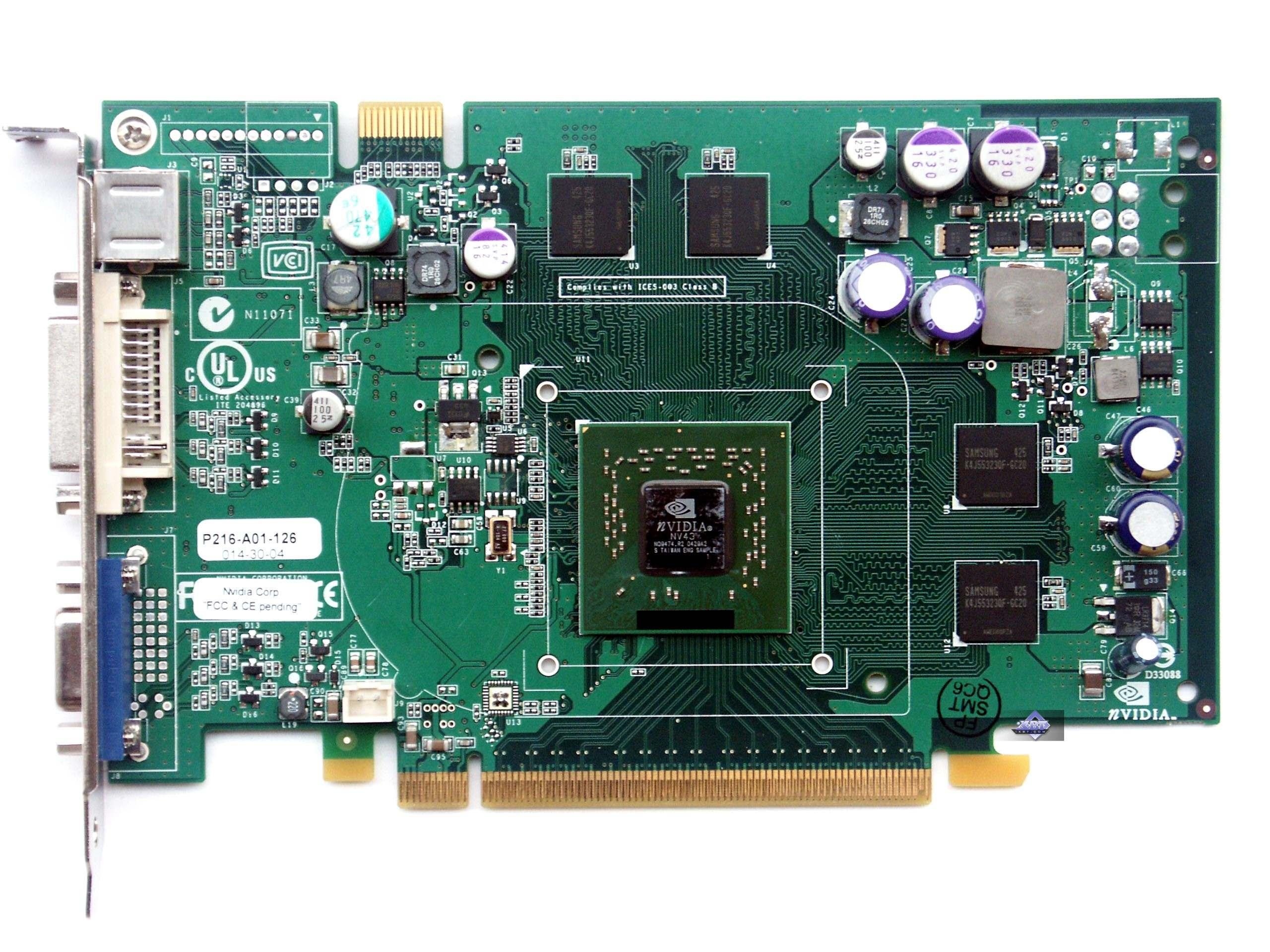 скачать драйвер для видеокарты geforce 6600 32bit