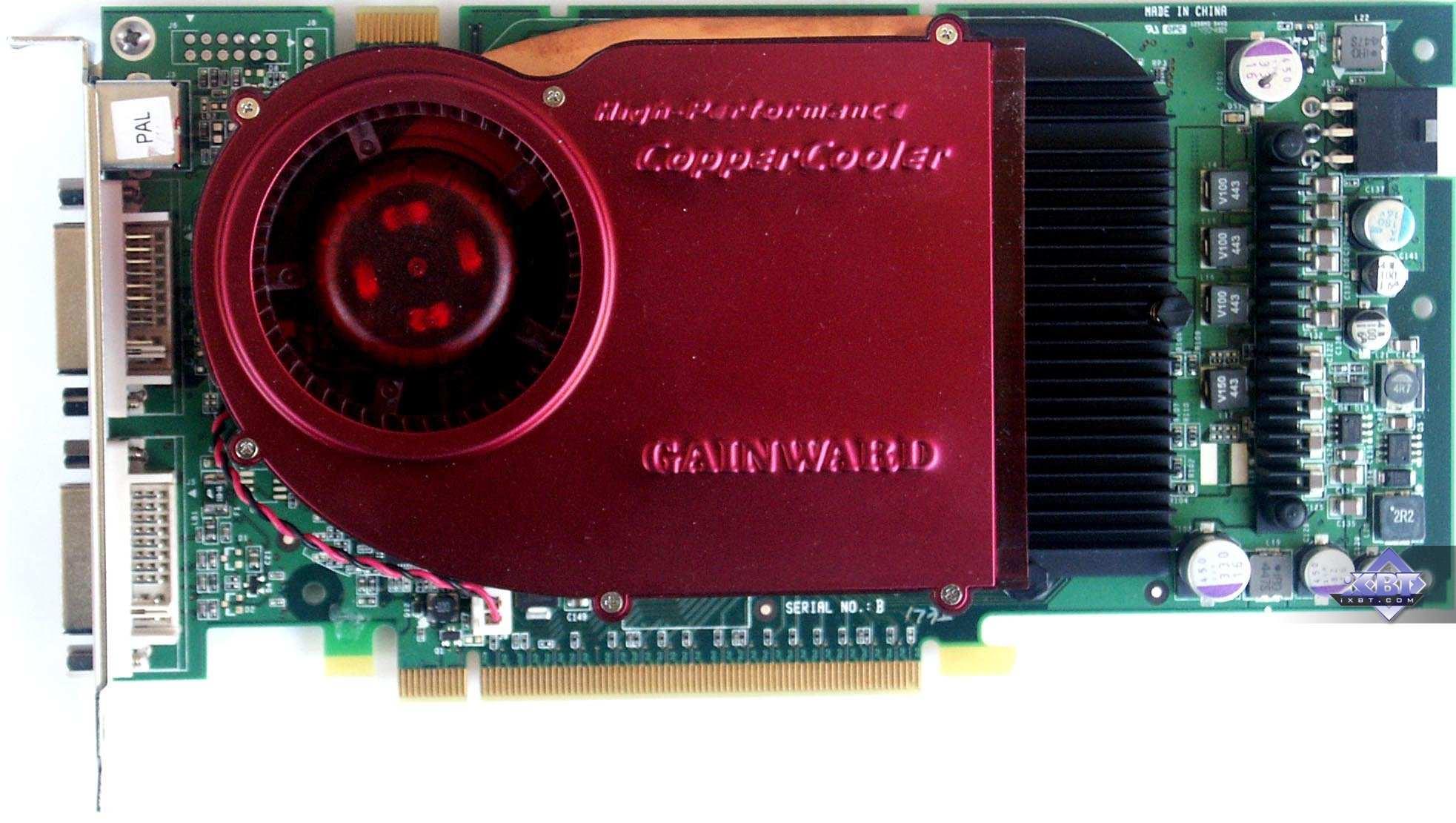 Albatron GeForce 6800 GT 256MB AGP