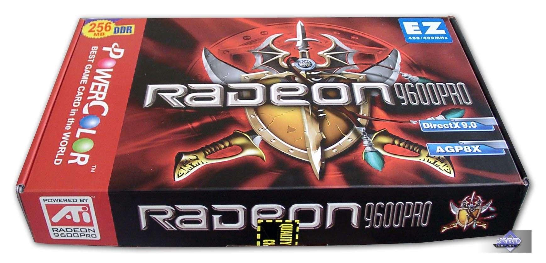 Драйвер На Радеон 9600
