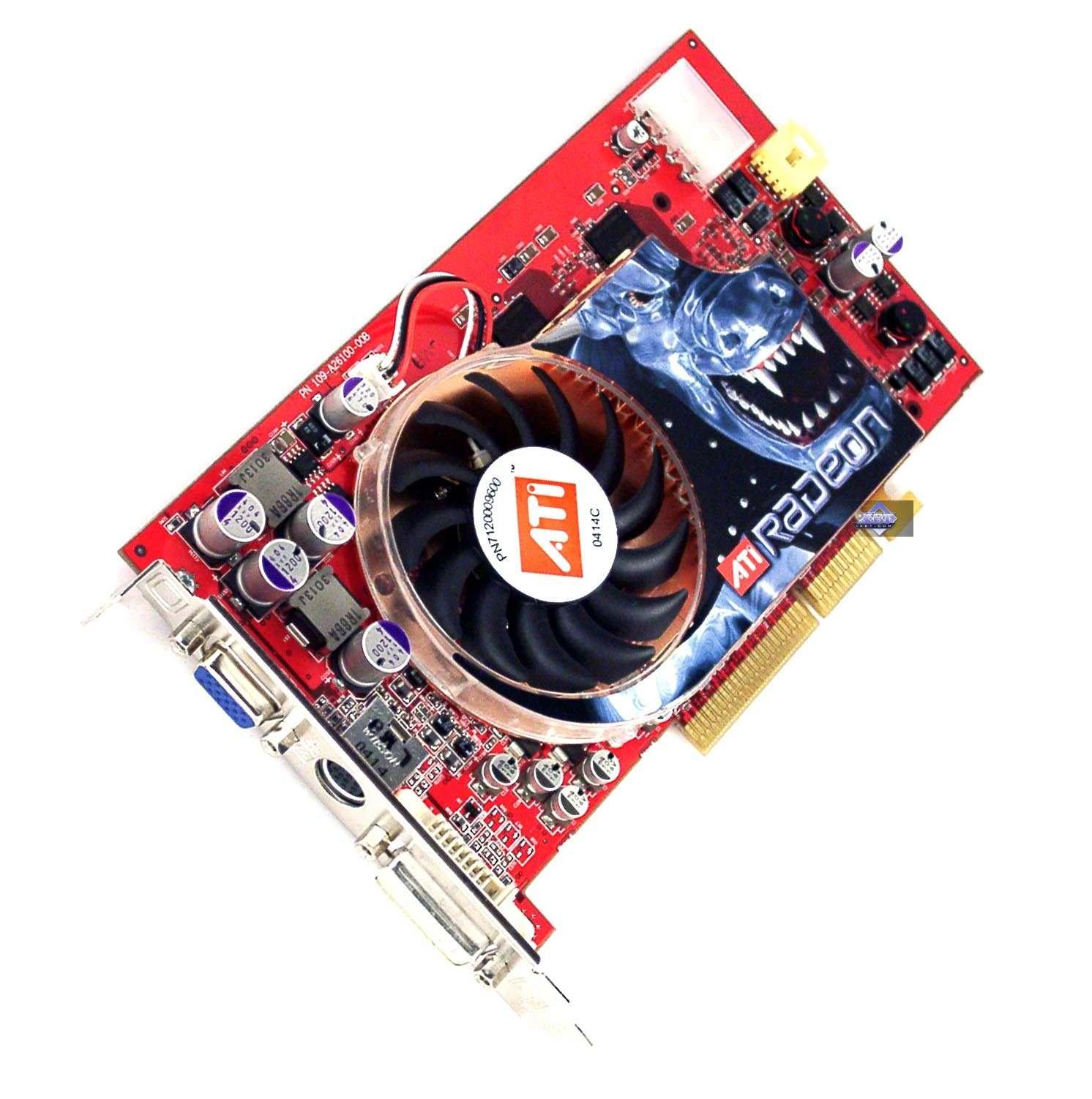 Драйвер Radeon X800 Pro Скачать
