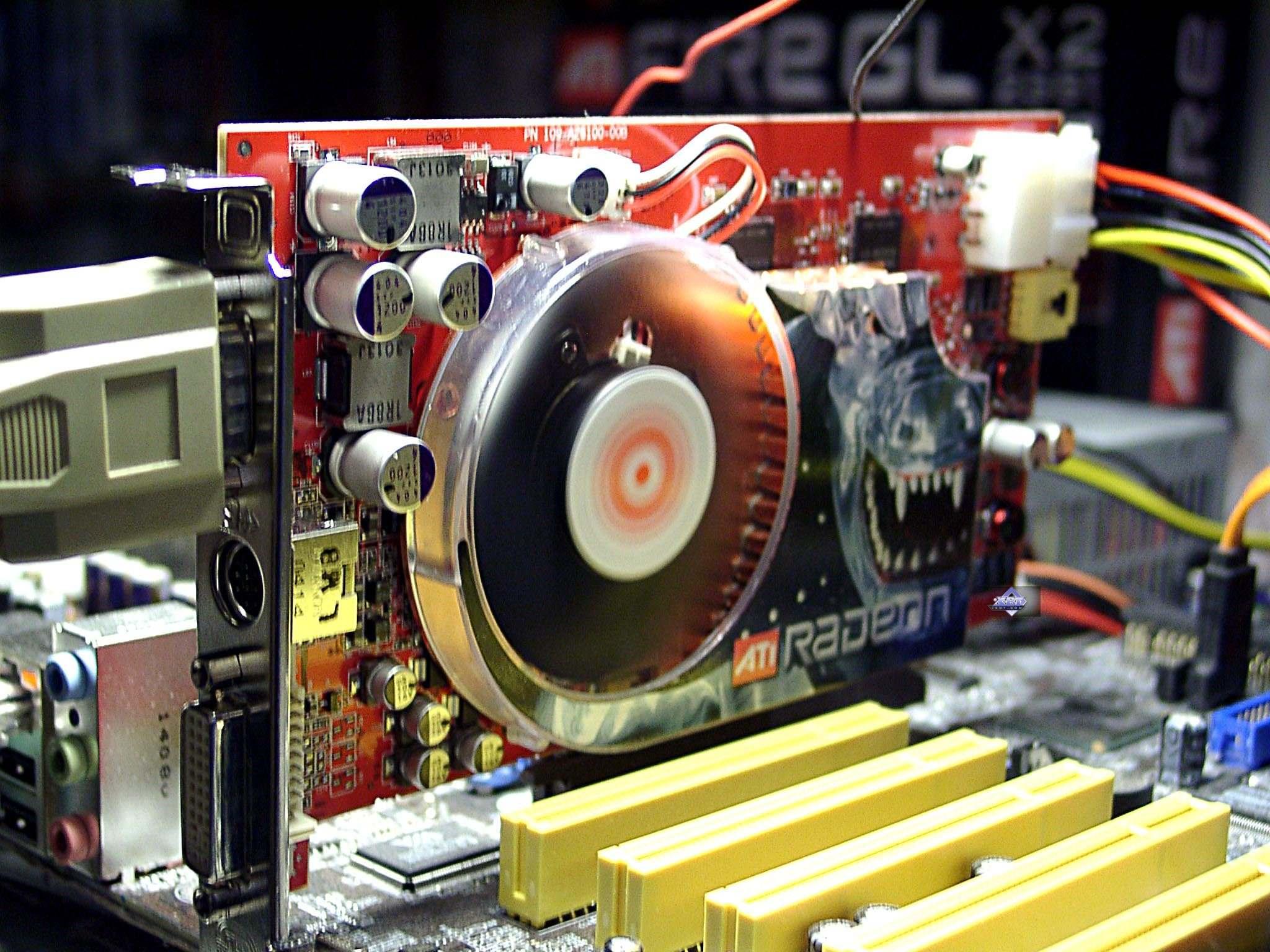 AMD/ATI Radeon X800 drivers for Windows XP 64bit (1 files)