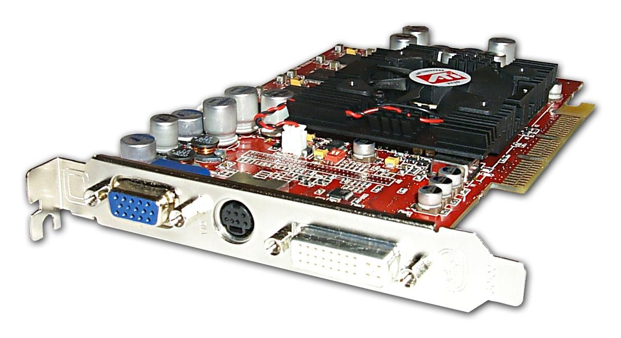 Обзор видеокарт ati серии radeon 9500/9600/pro