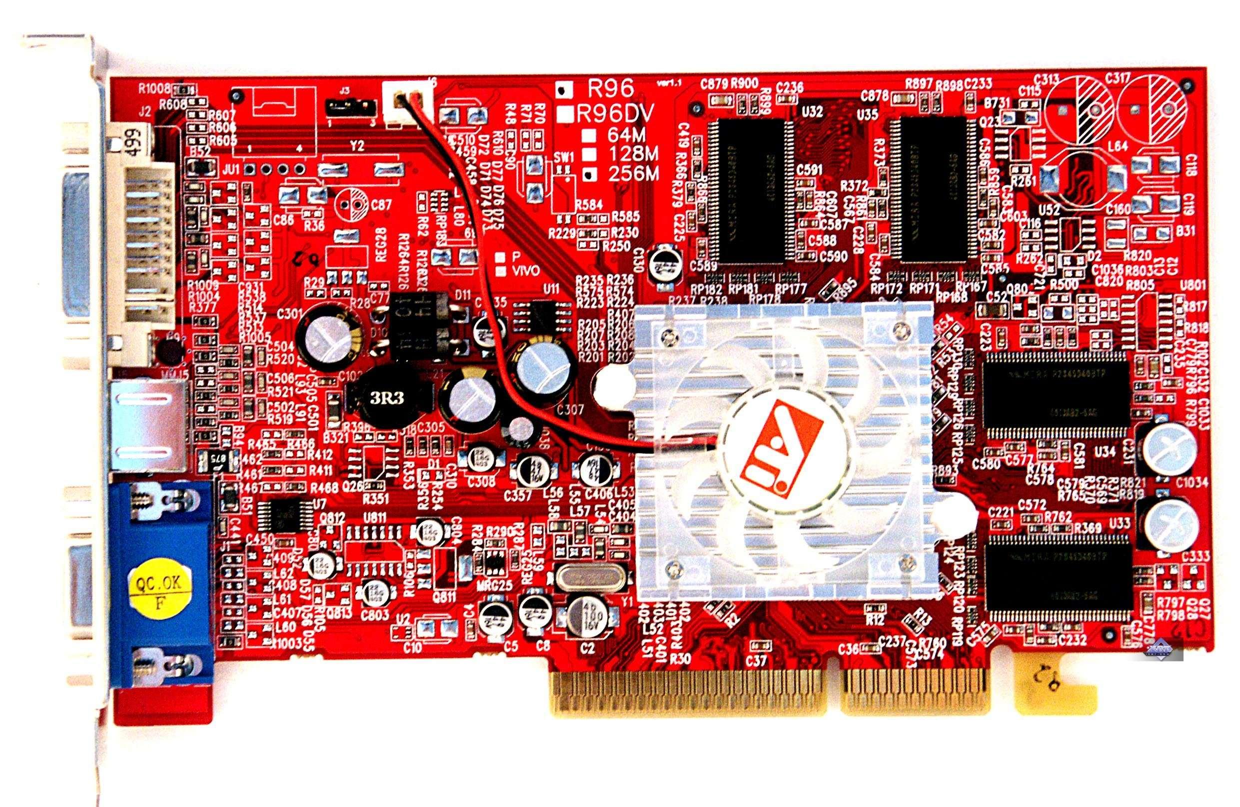скачать драйвера gigabyte radeon 9550