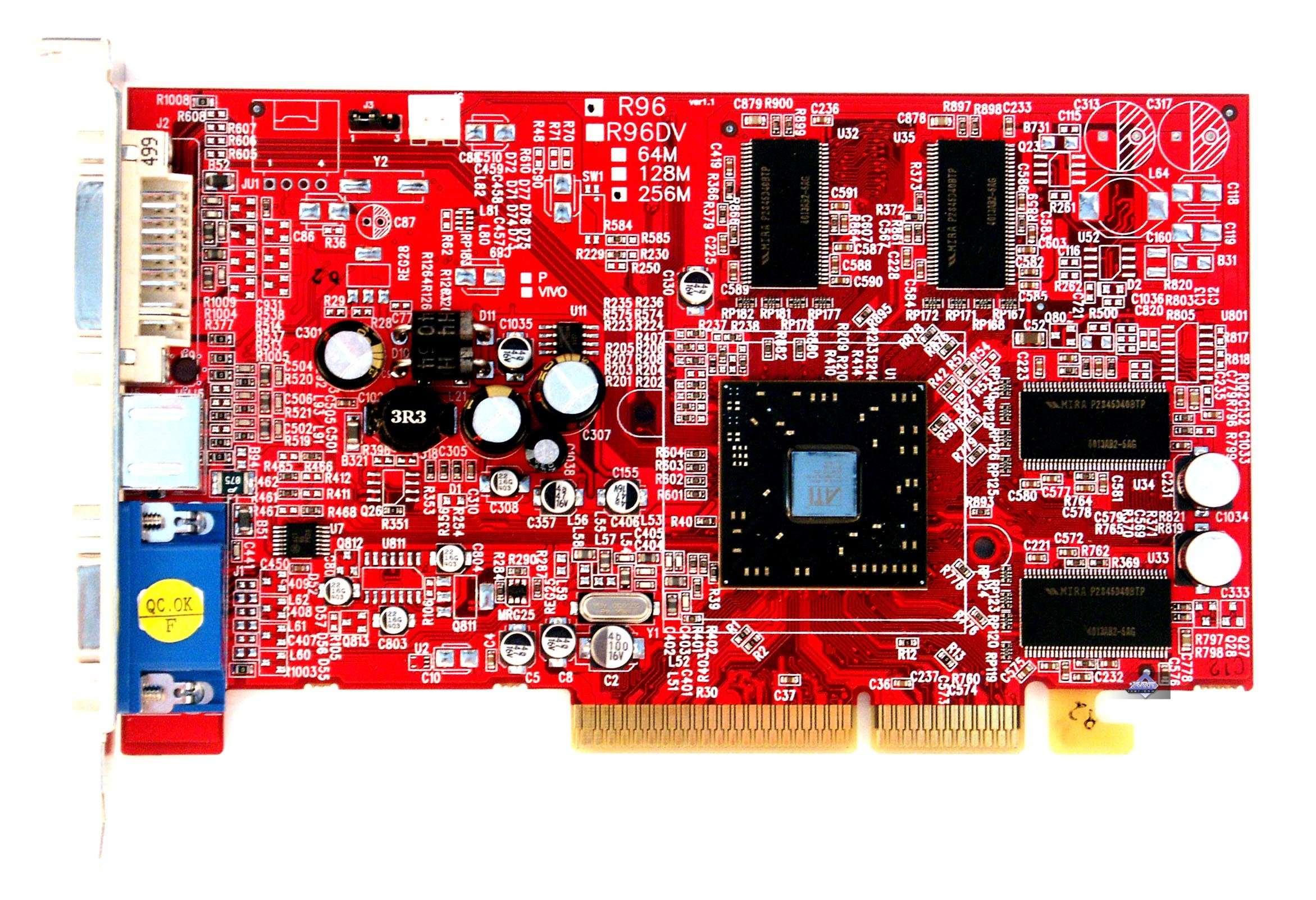 Скачать драйвера для видеокарты радеон 9600 торрент