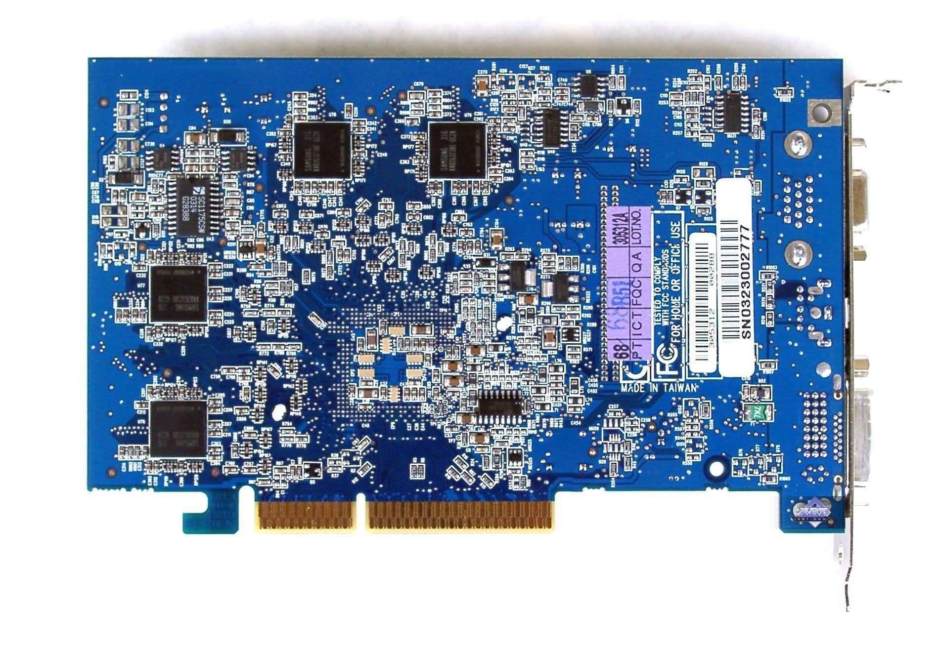 Драйвера Radeon 9600 Pro