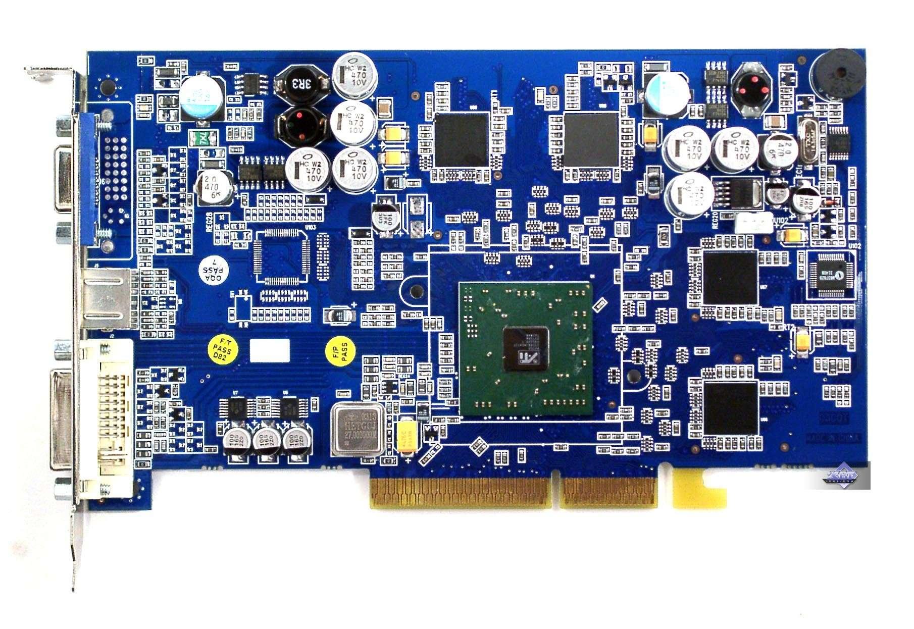 Драйвер radeon 9600 series скачать бесплатно
