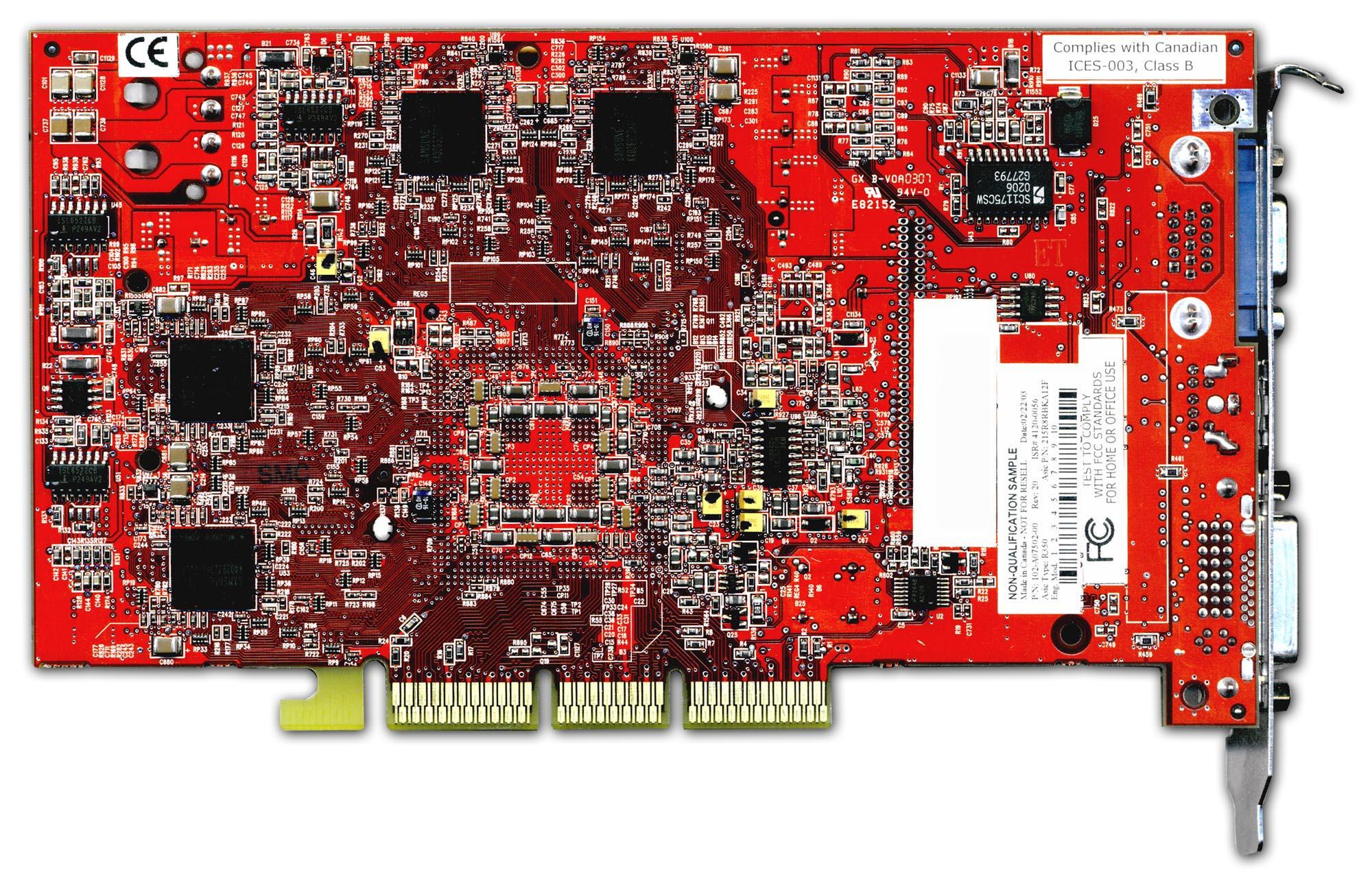 Драйвер Ati Radeon 9800 Pro