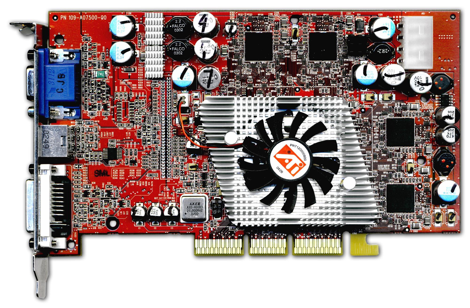 August 2003 3Digest ATI RADEON 9800 PRO 128MB DDR 380 680 MHz