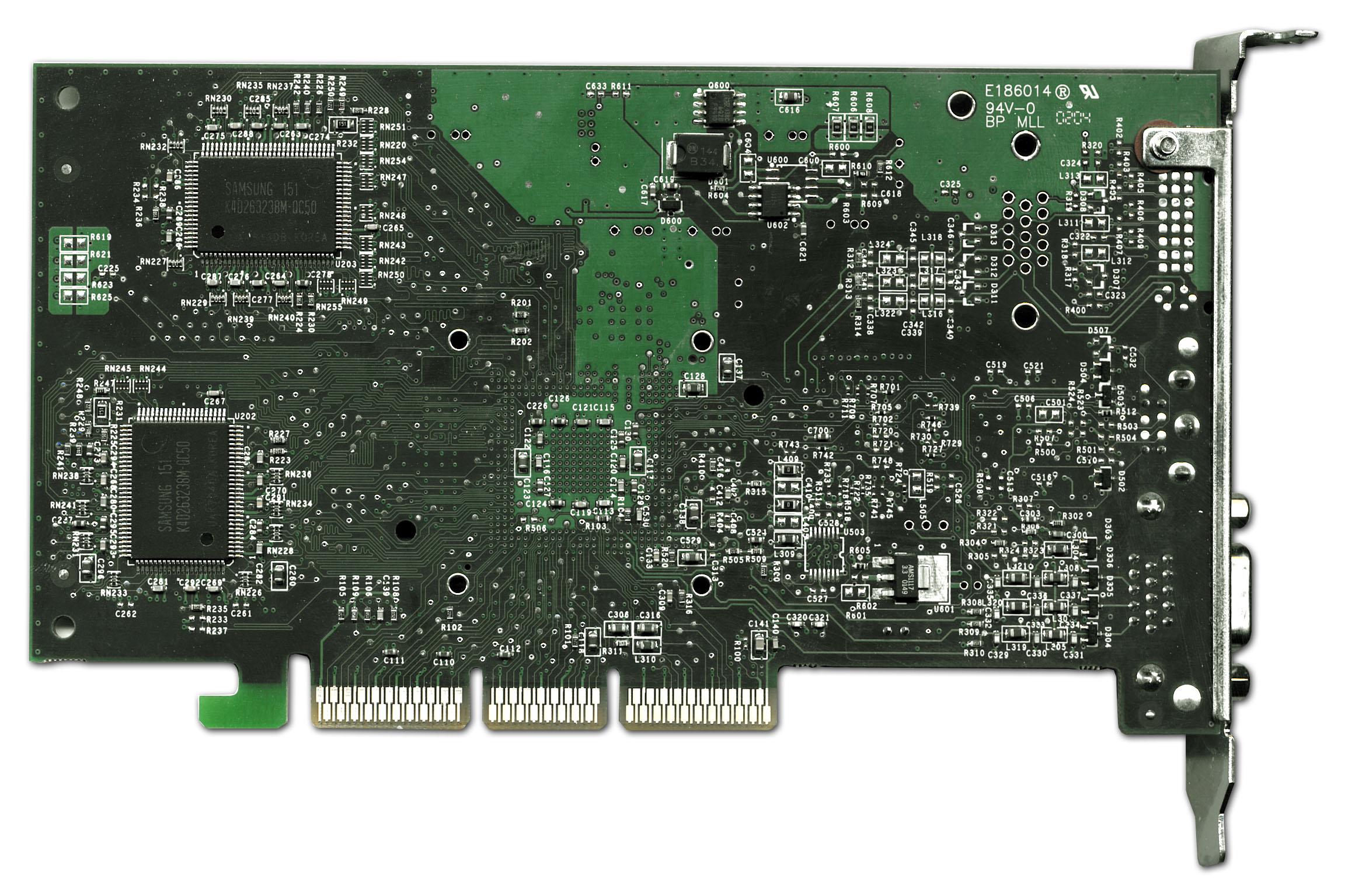 Geforce4 Ti 4200 With Agp8x Driver