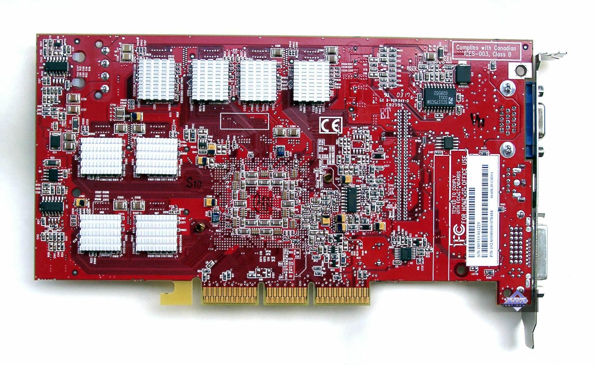 Драйвер Radeon X600 Pro
