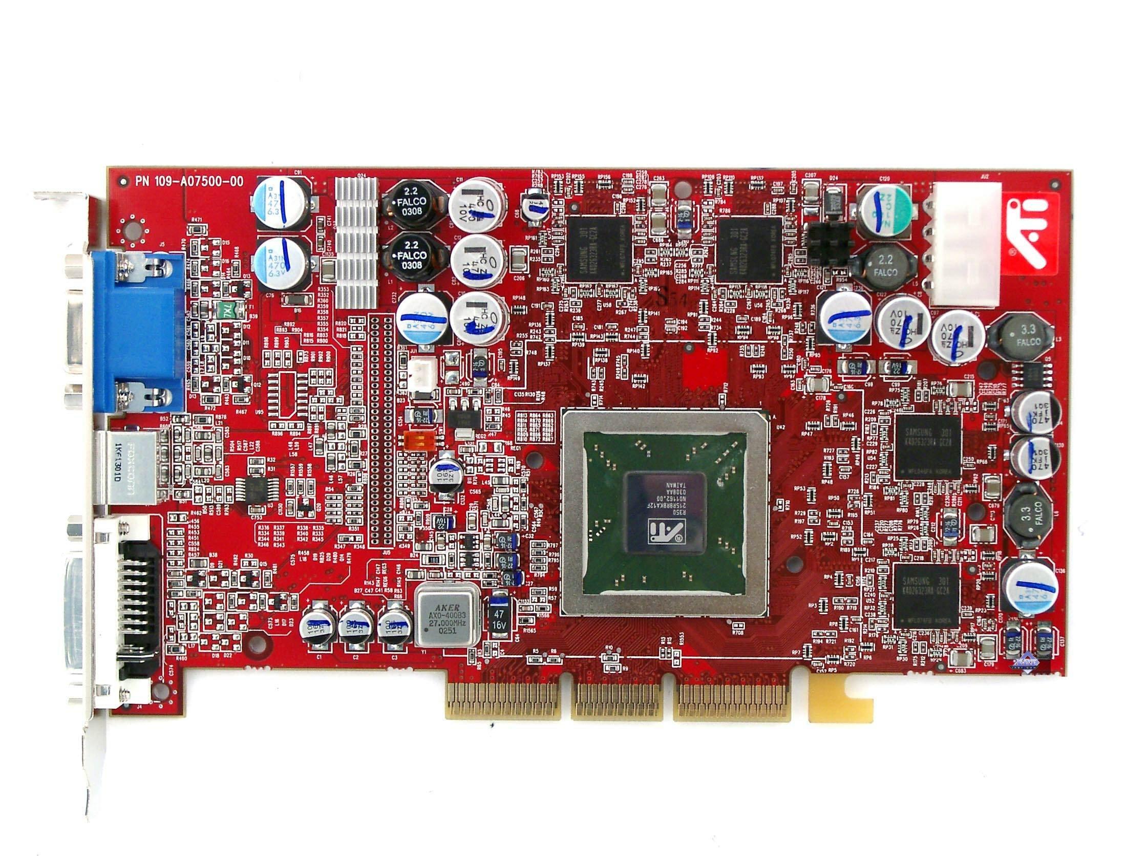 Драйвера sapphire radeon 9600 pro скачать