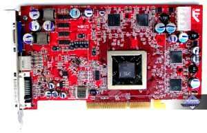 Reference Card ATI RADEON 9800 XT