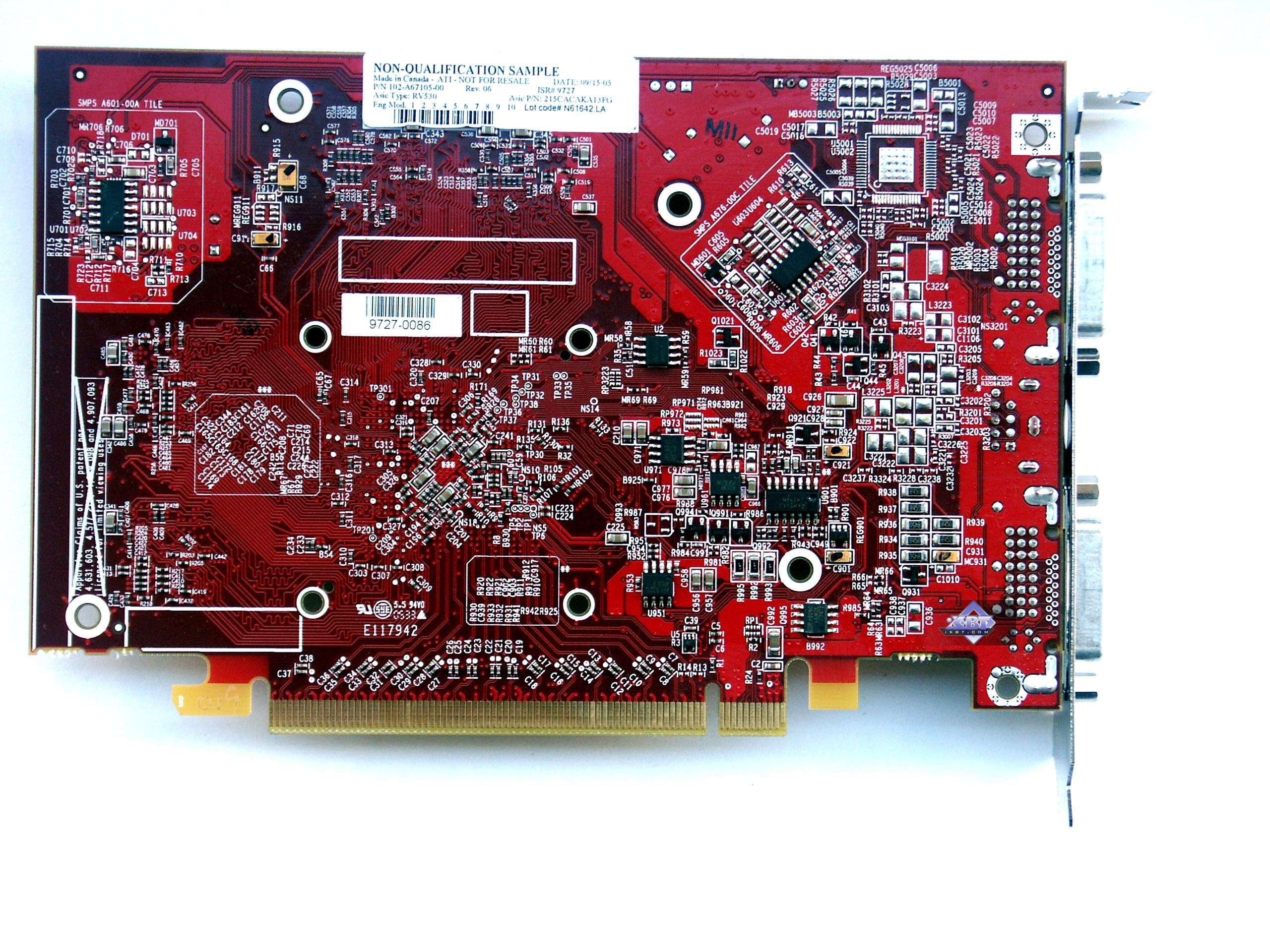 ATI RADEON X1950 SERIES - SECONDARY DRIVER FOR WINDOWS