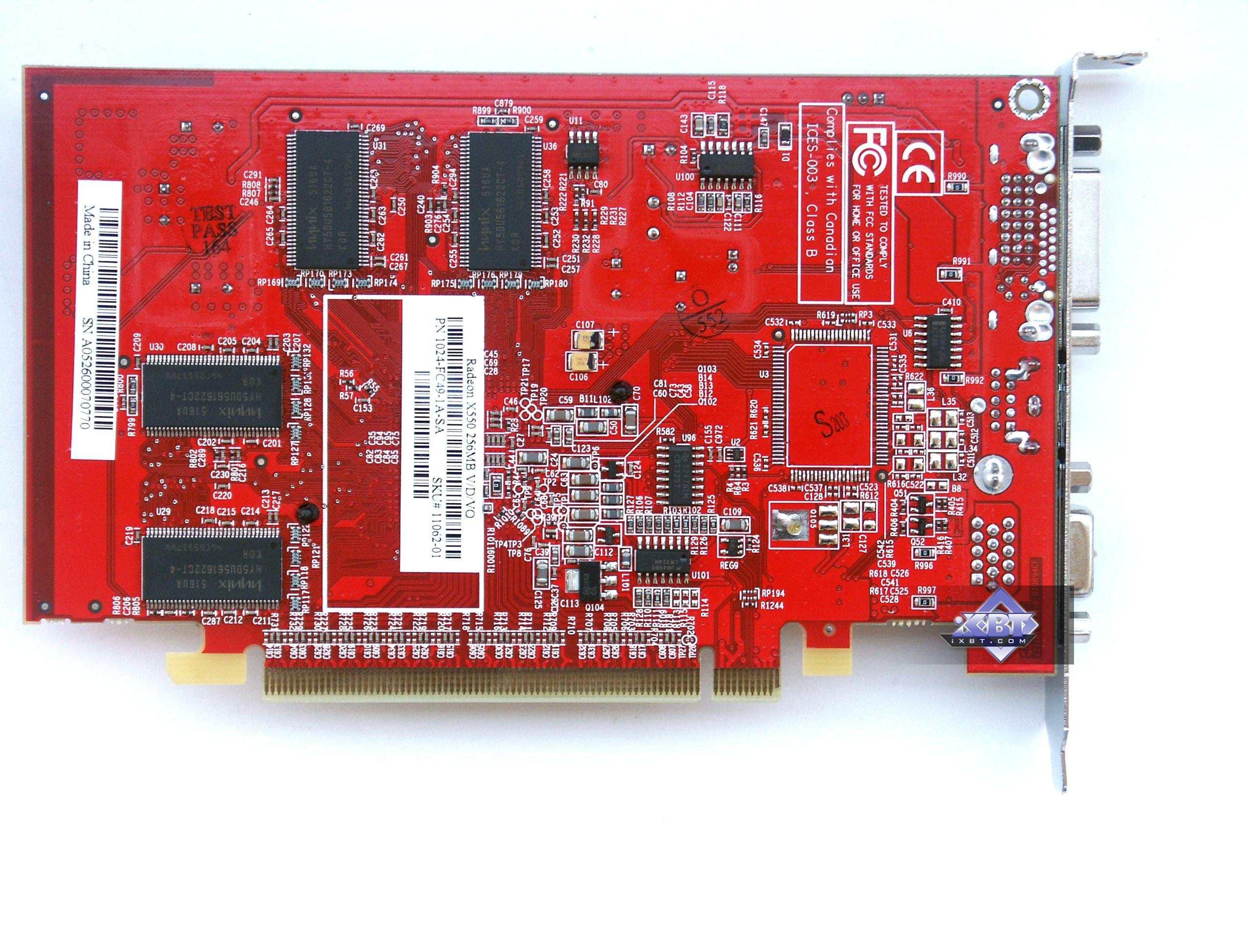 Ati Radeon X550 256mb Driver Download