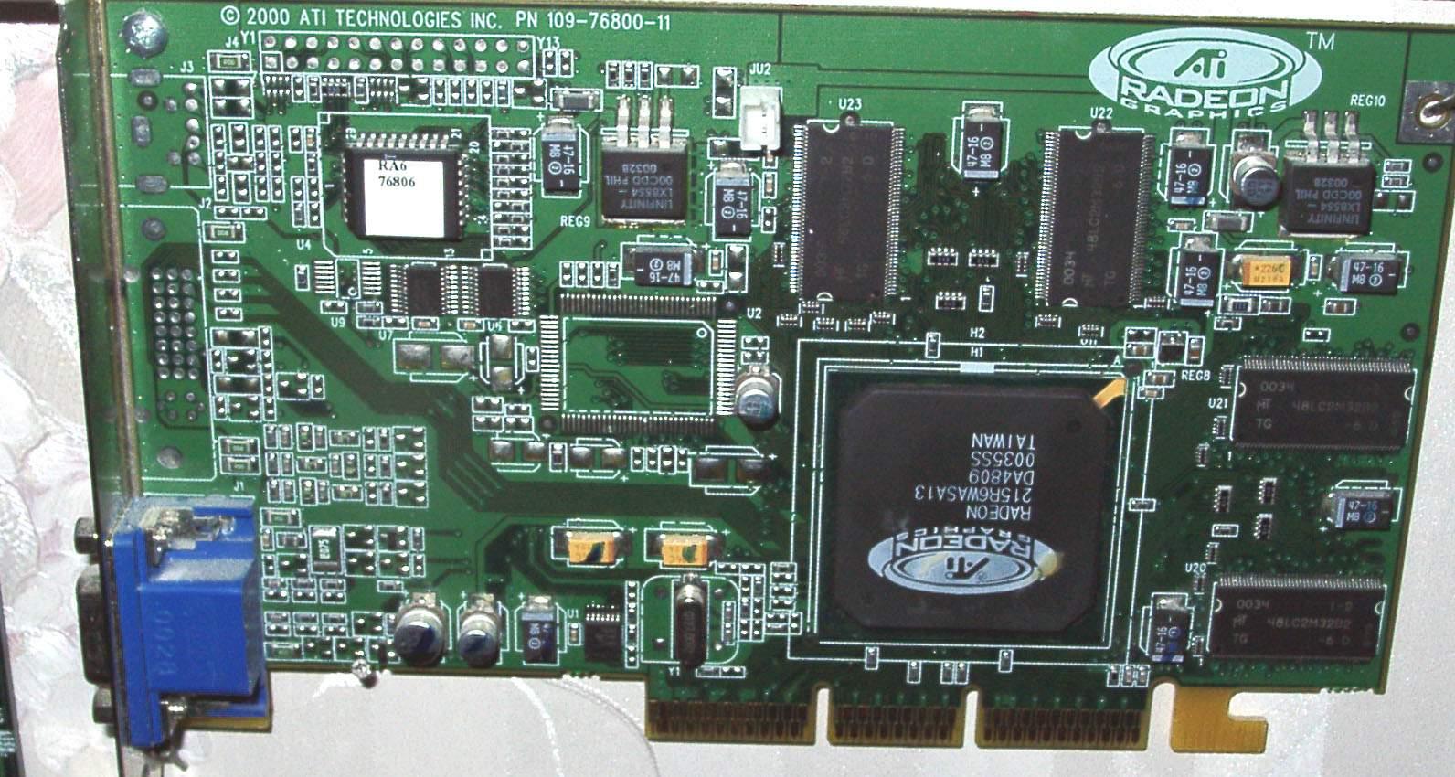 Краткая ретроспектива 3D-ускорителей в трех тестах: http://www.ixbt.com/video2/retro2003.shtml