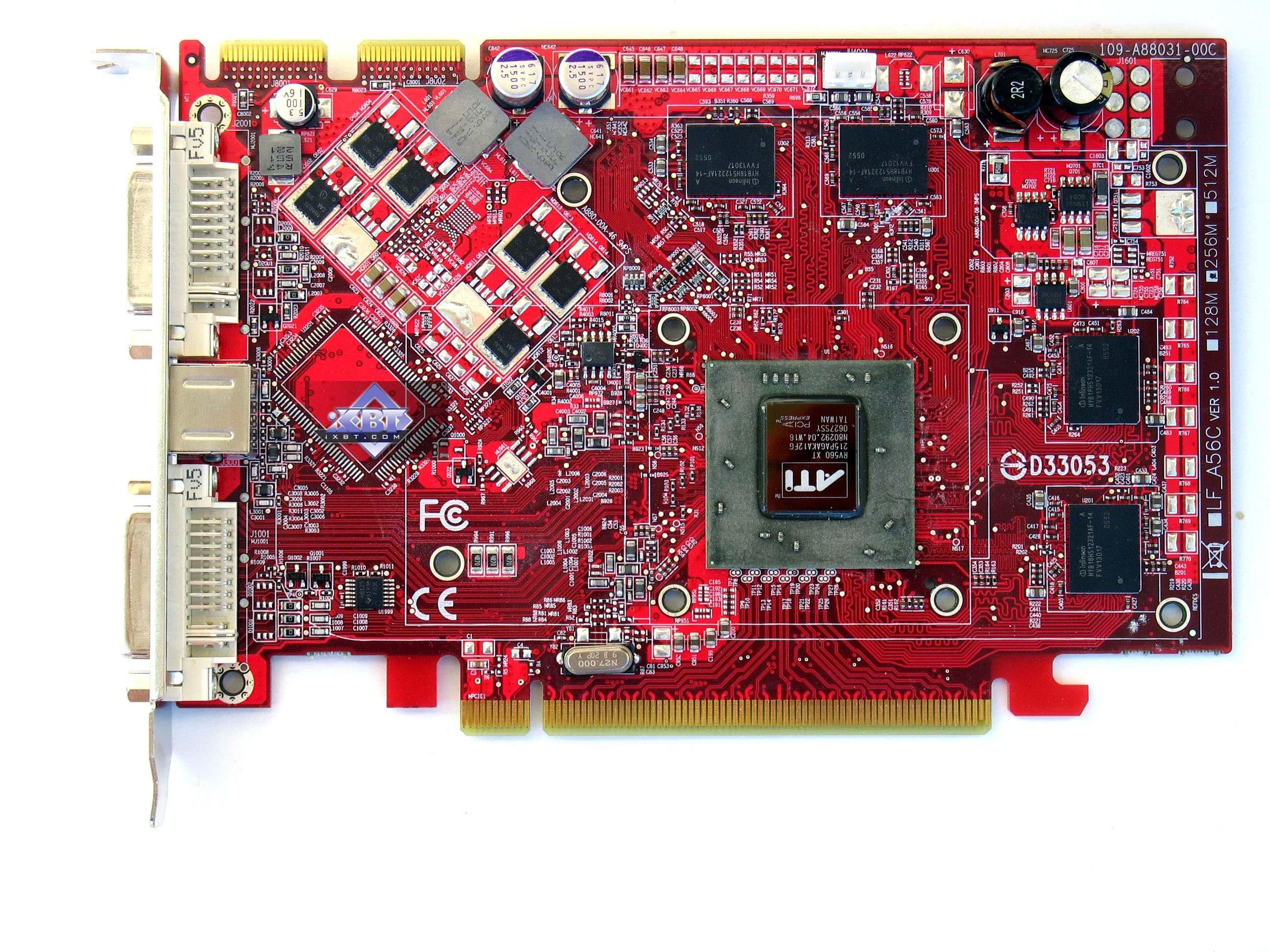 драйвер для radeon x1600 pro 256