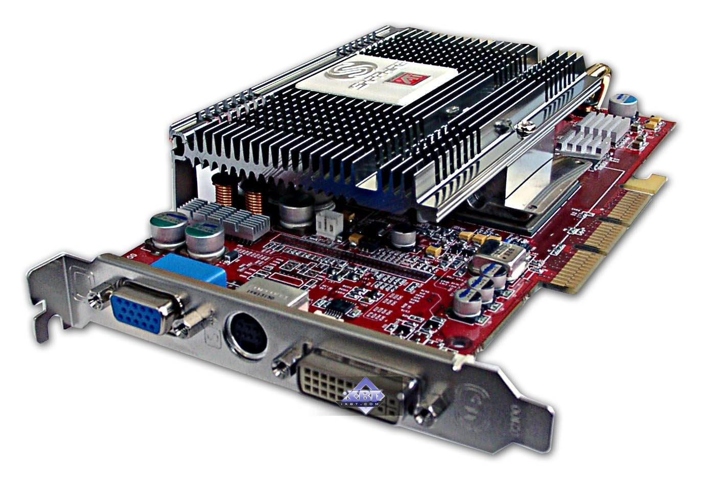 Sapphire Atlantis RADEON 9800 PRO 256MB Ultimate Edition