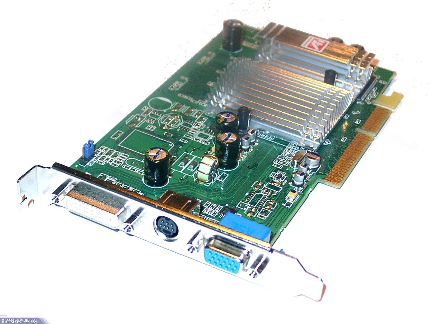 Radeon 9600 128mb драйвер скачать бесплатно