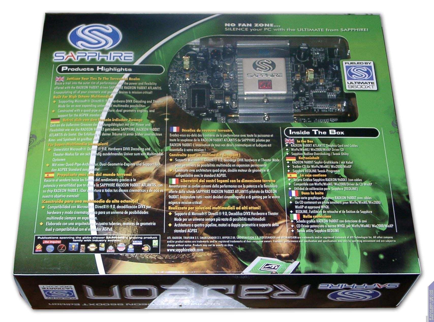 RADEON 9600XT FAMILY TREIBER WINDOWS XP