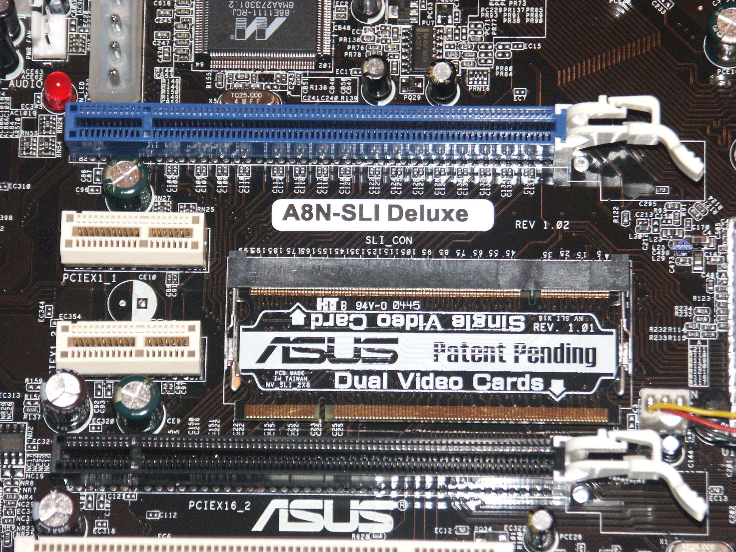 Testing NVIDIA SLI (GeForce 6800/6600 PCI-E)  Part 2 – NVIDIA