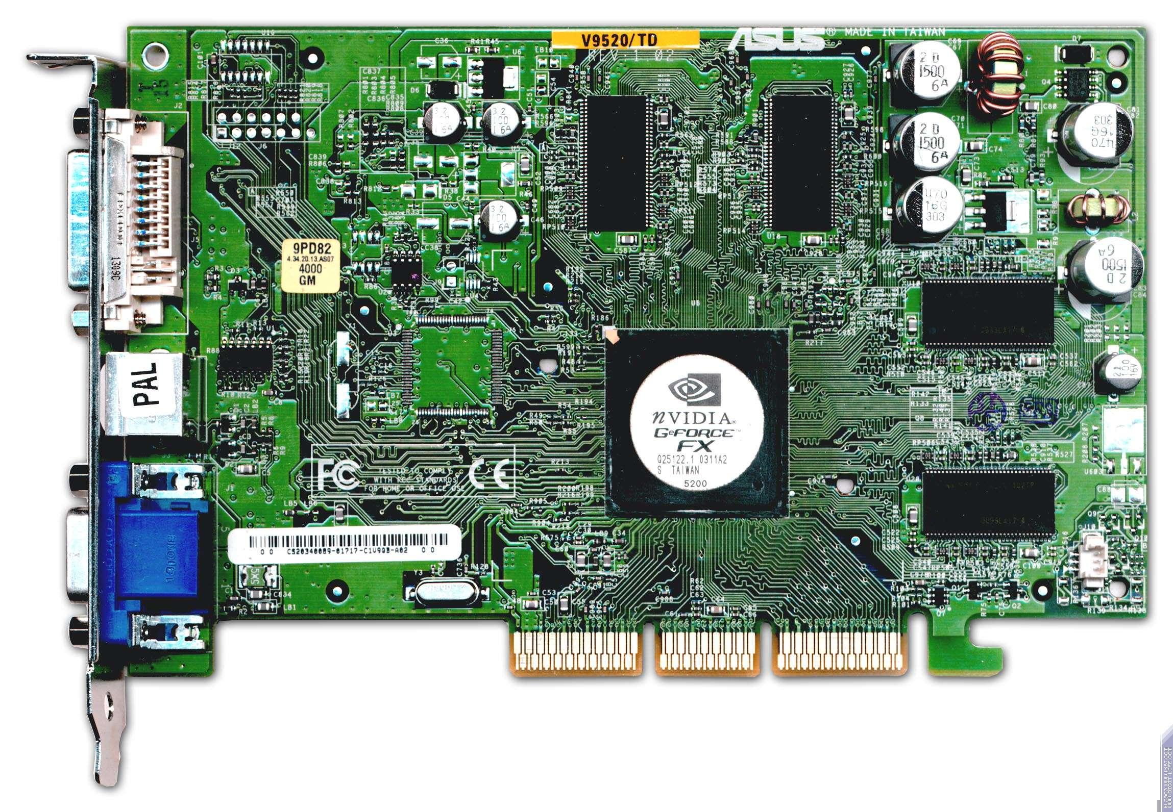 Скачать Драйвера На Geforce Fx5200 128 Mb