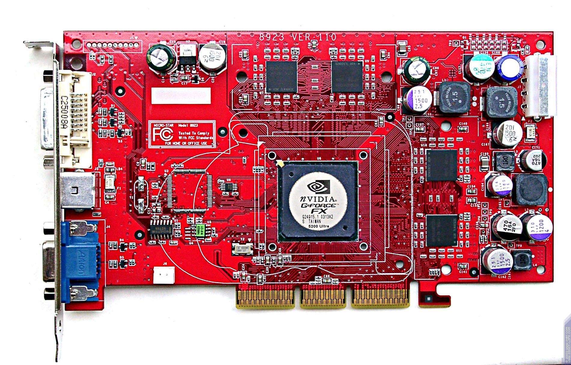 Geforce Fx5200 Drivers