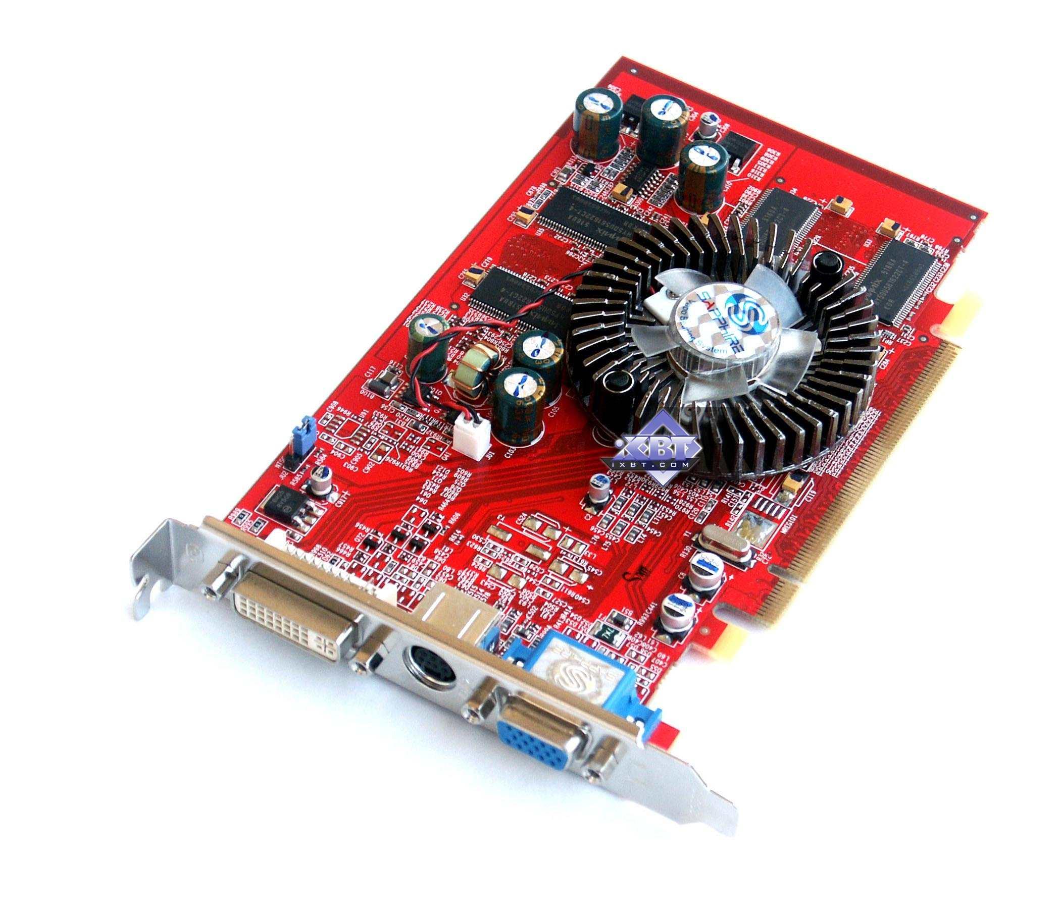 Radeon x550 драйвер скачать