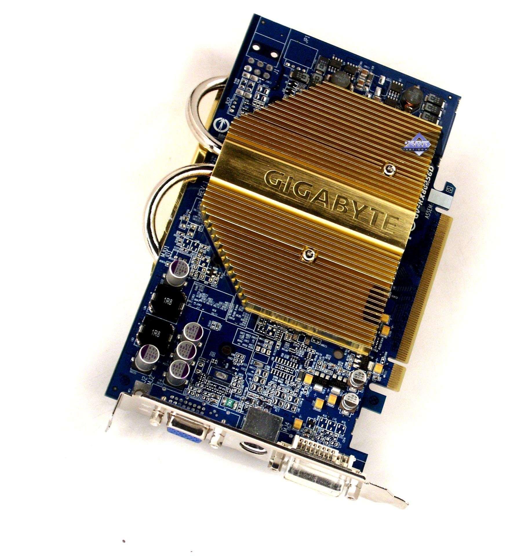 Драйвер Gigabyte Radeon 9250 128Mb