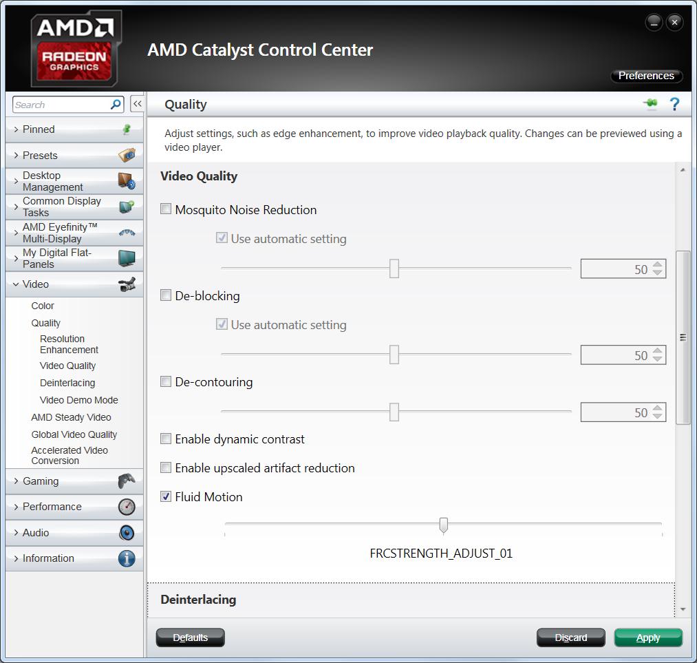 Скачать программу amd catalyst control center