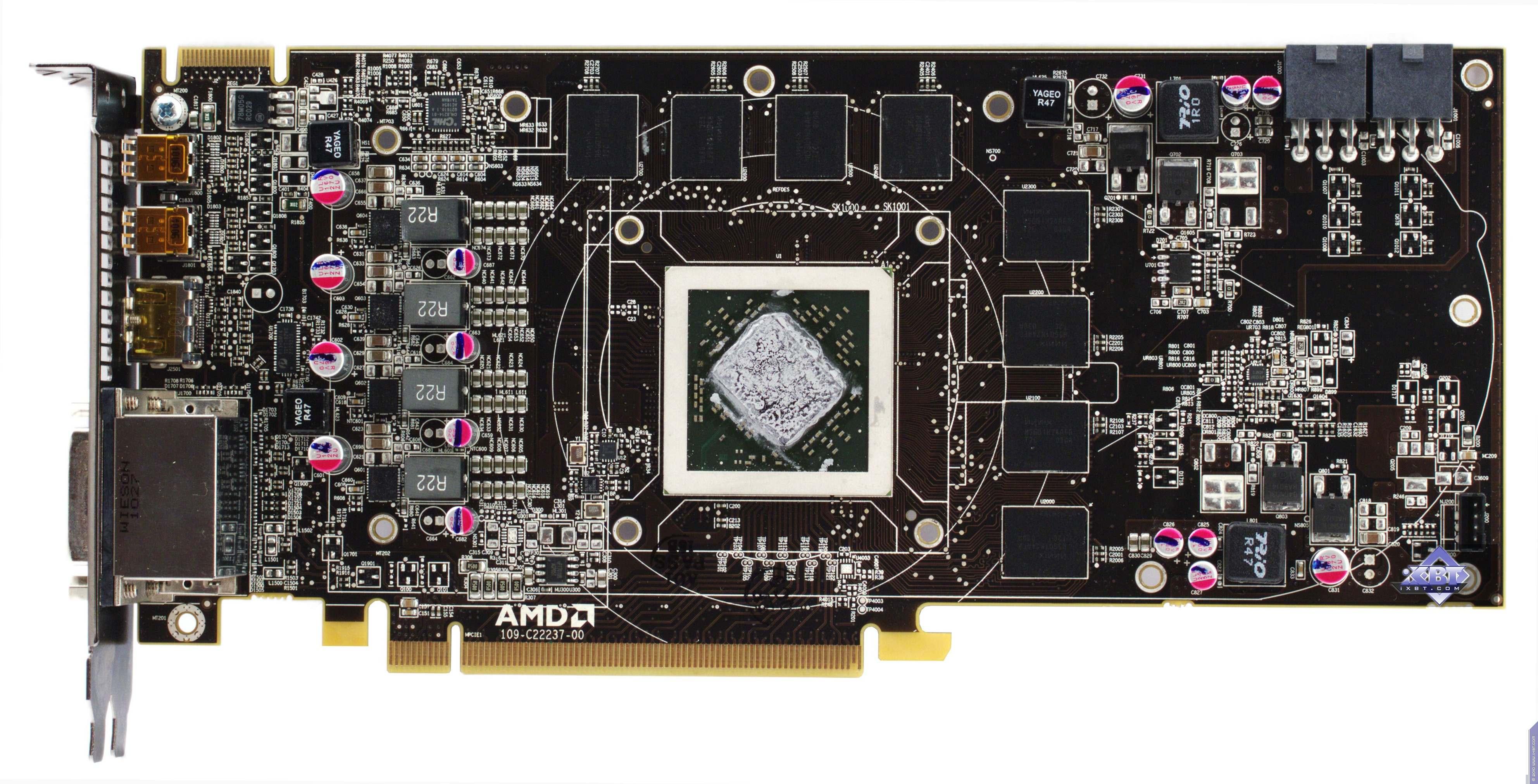 AMD (ATI) Radeon HD6930/6950/6970/6990 -- разгон и