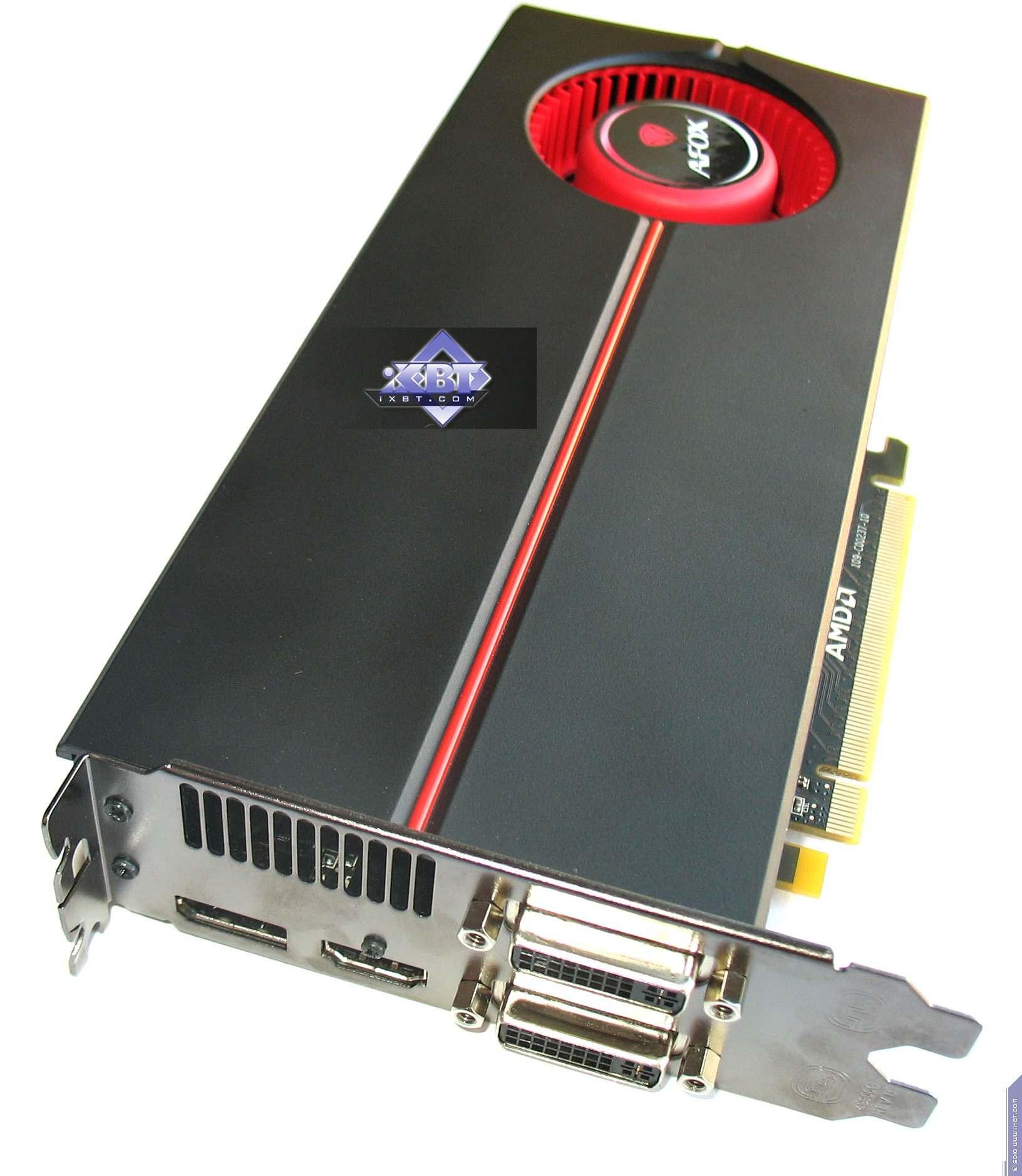 Radeon hd 5850 википедия
