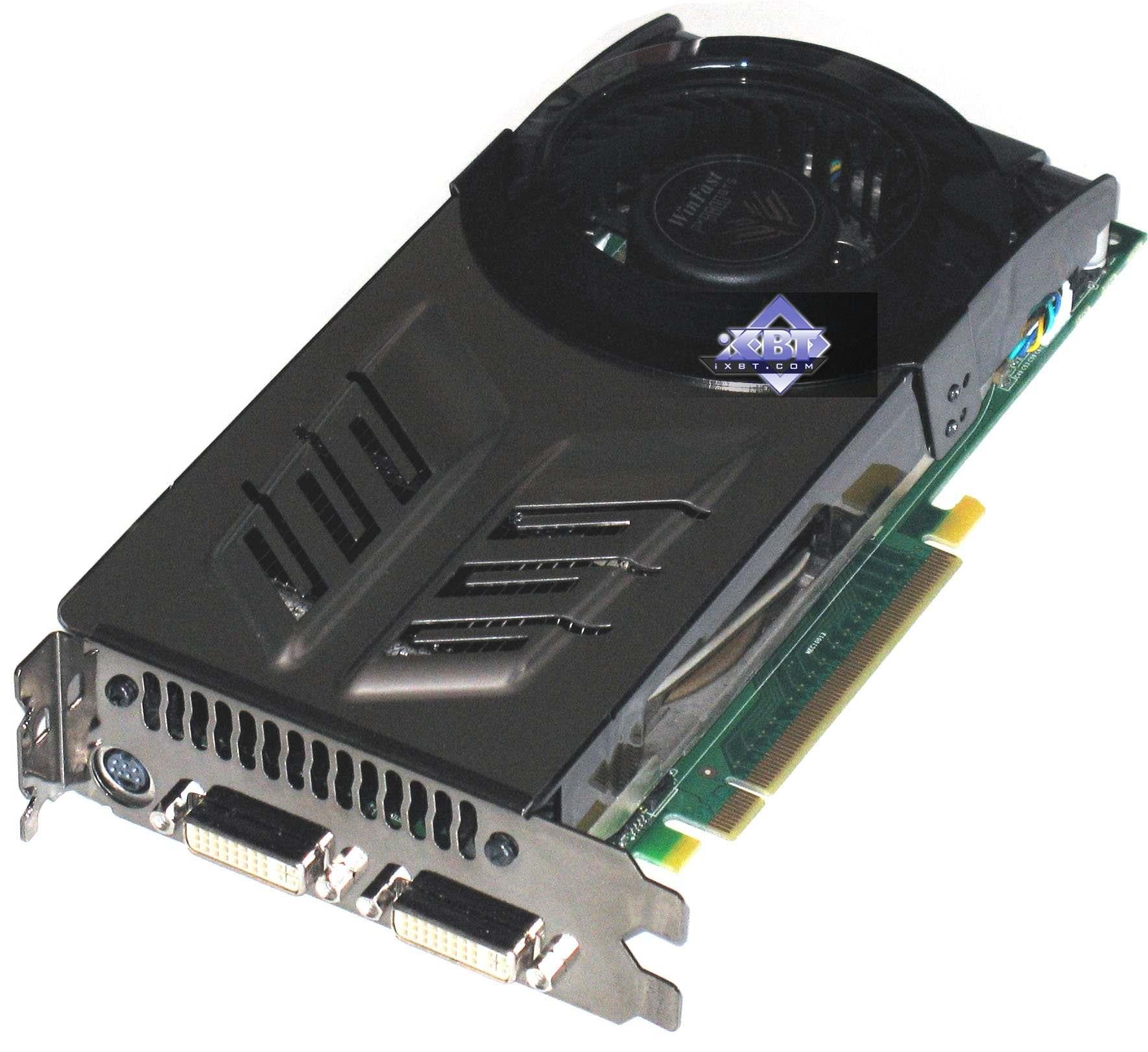 E-geforce 8800 gts