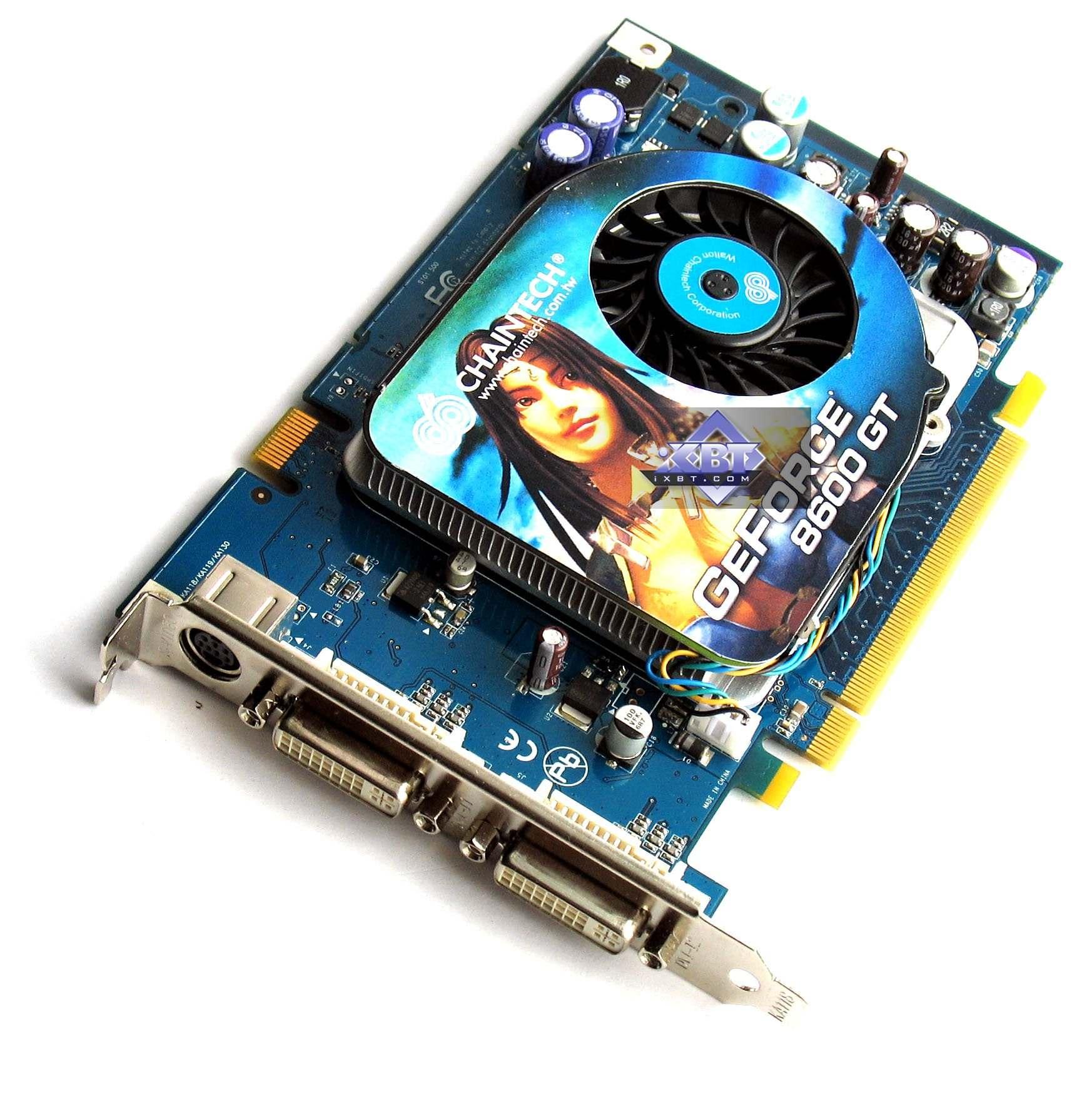 Драйвер Видеокарты Geforce 8600 Gts