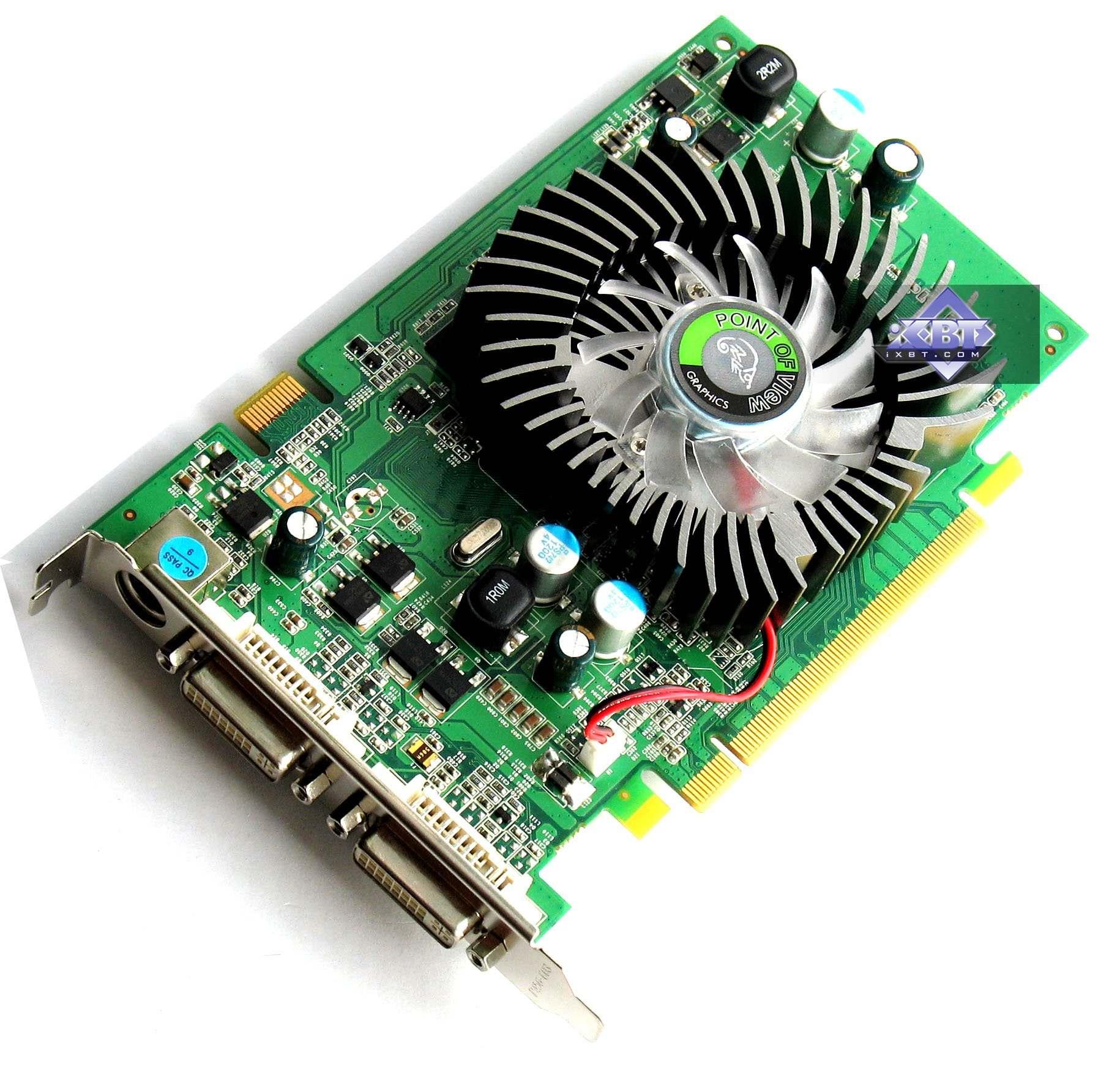 Evga geforce 8600 gt video card 512mb ddr3, pci express, sli.