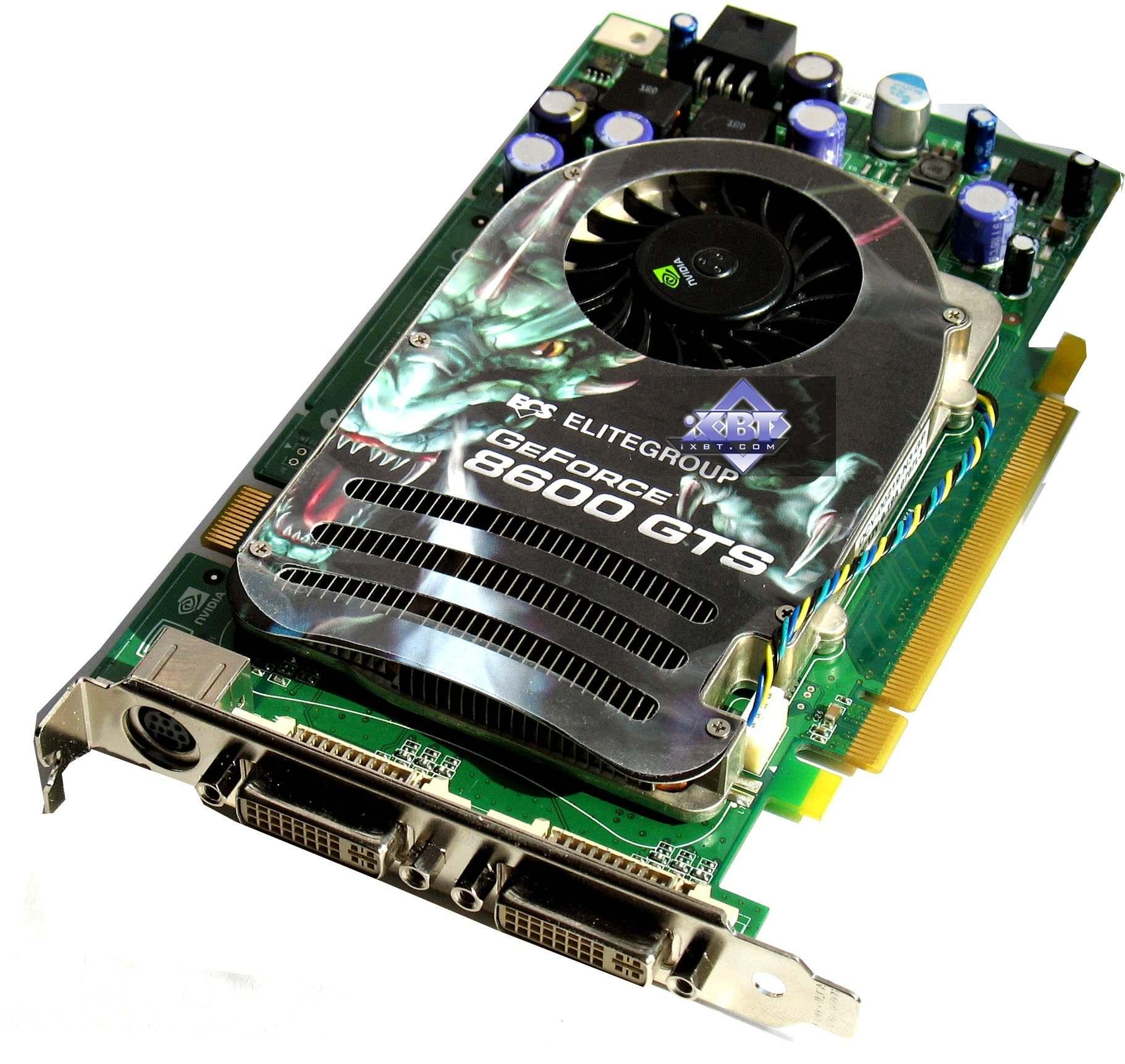 Драйвера Для Geforce 8600 Gs