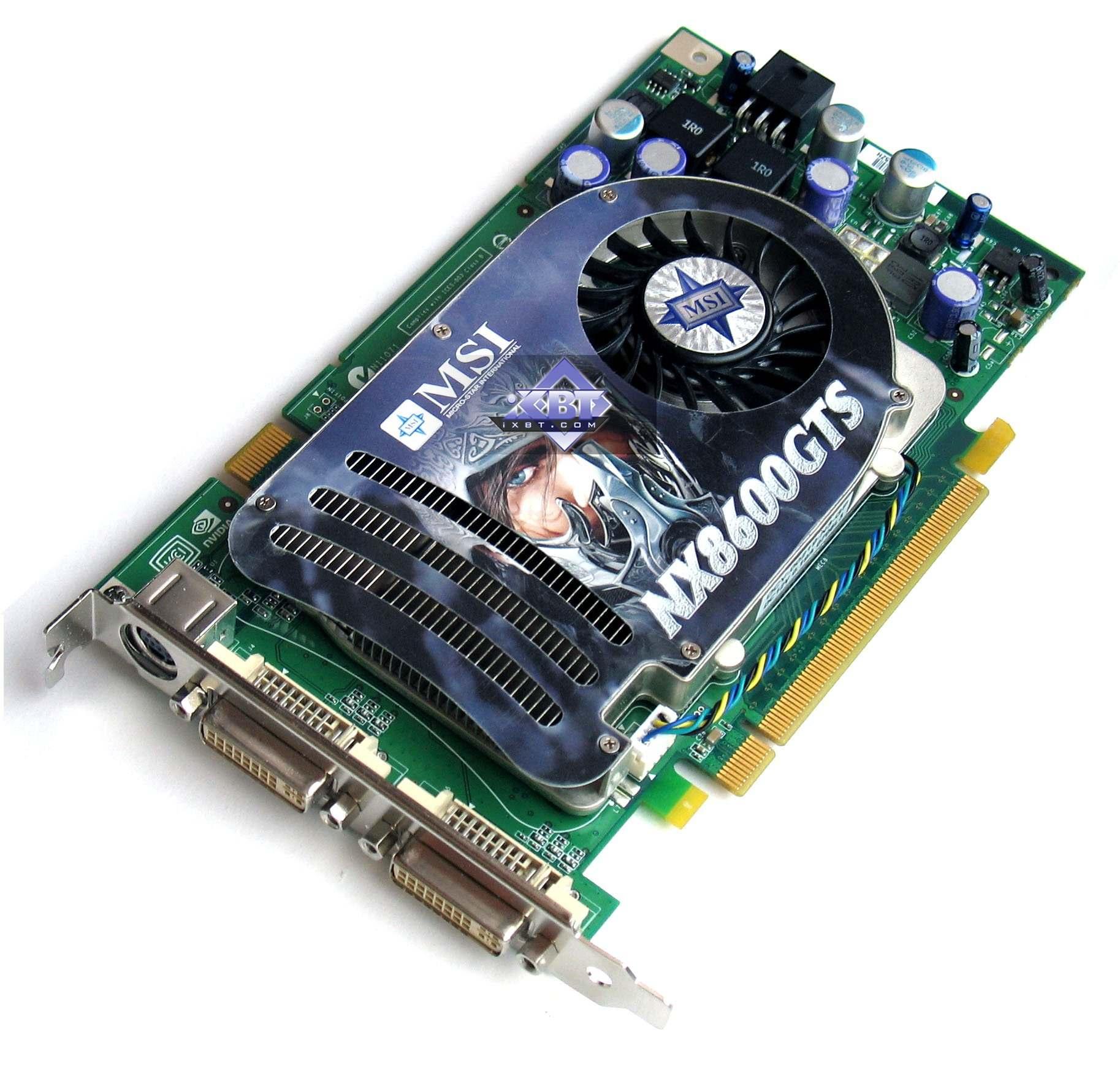 Драйвера Для Msi Geforse 8600Gt 256Mb