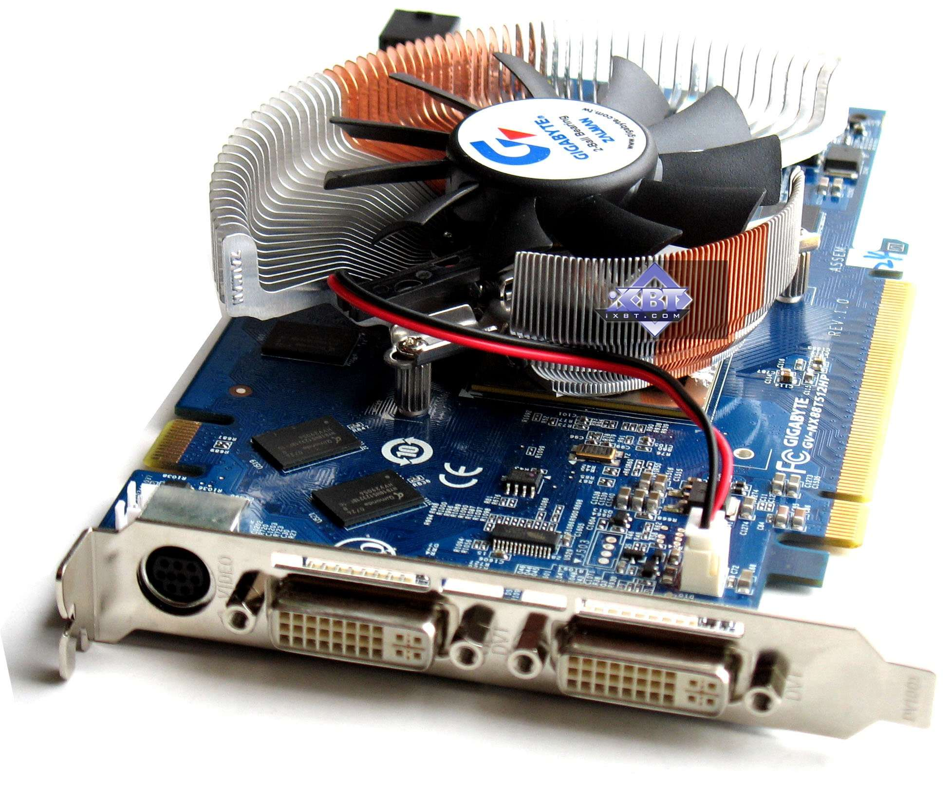 For a video card, a 512-bit bus is a lot or a little